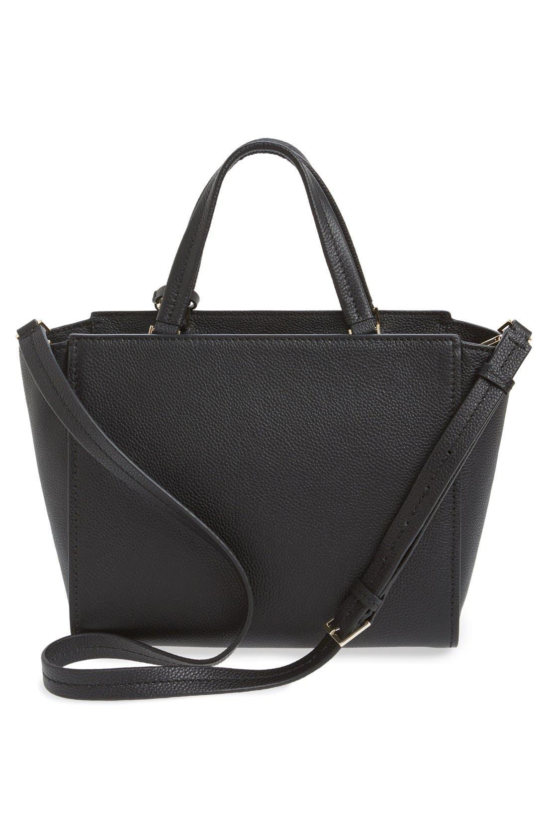 Alternate Image 3  - kate spade new york 'orchard street - dillon' tassel leather satchel