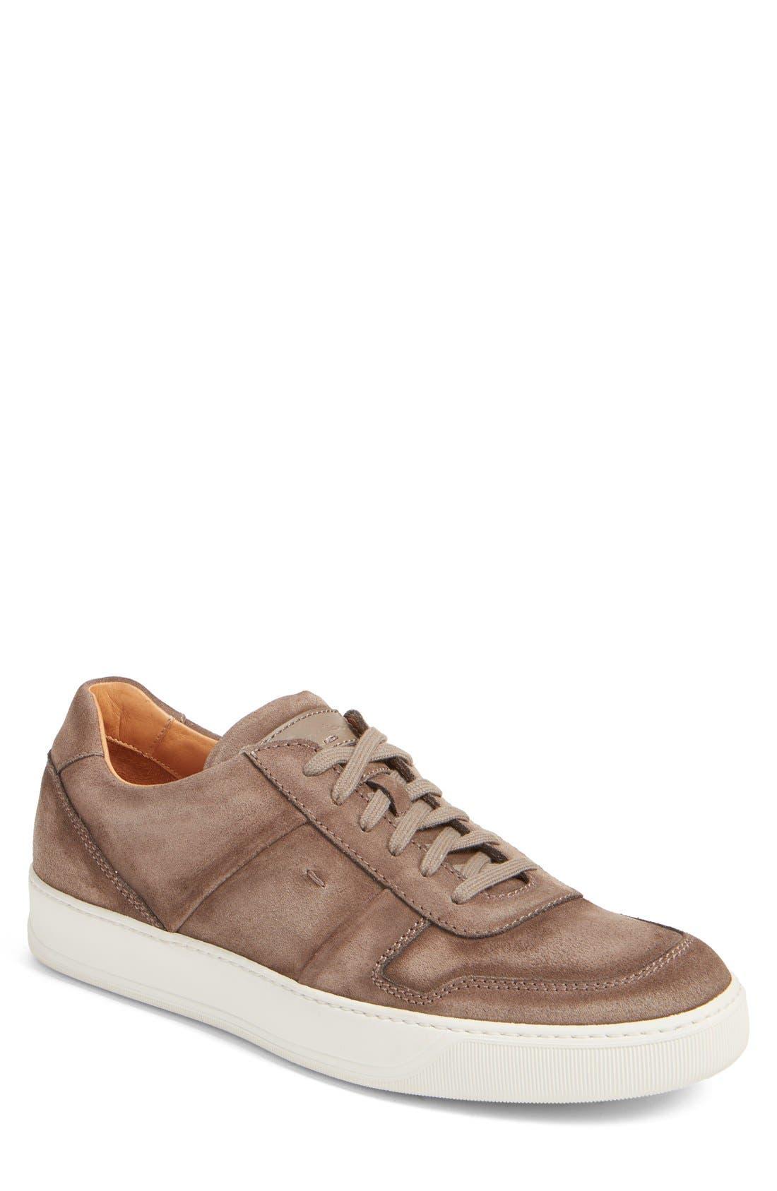 Santoni 'Birch Low' Sneaker (Men)