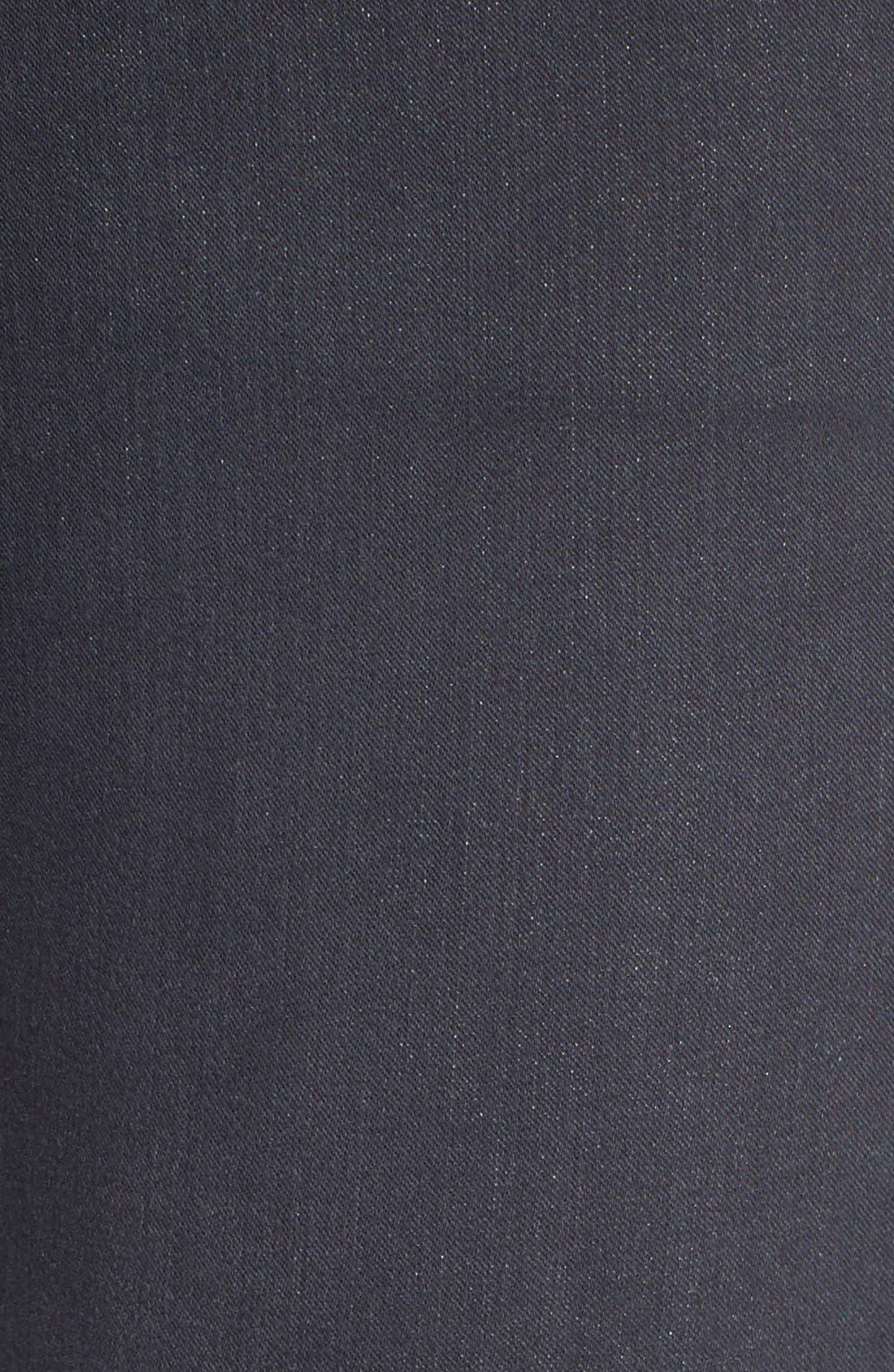 Stretch Skinny Jeans,                             Alternate thumbnail 5, color,                             Vapor Grey
