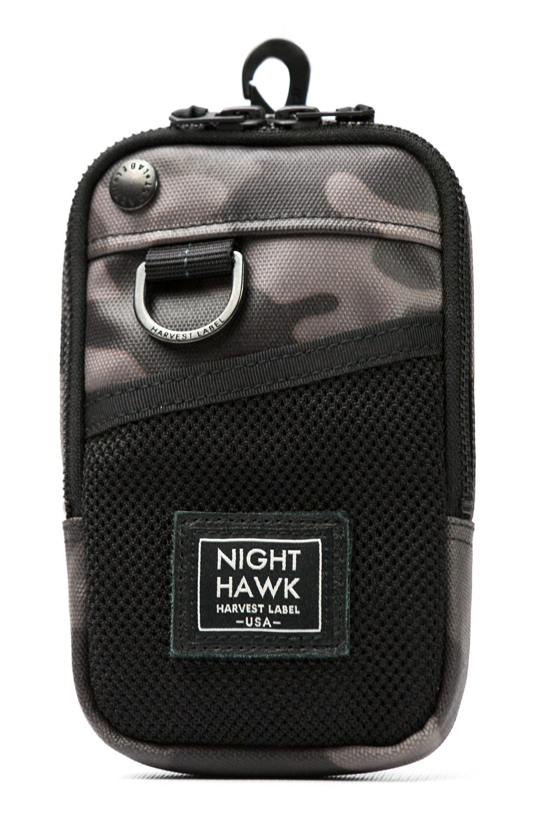 HARVEST LABEL NightHawk Smartphone Pouch