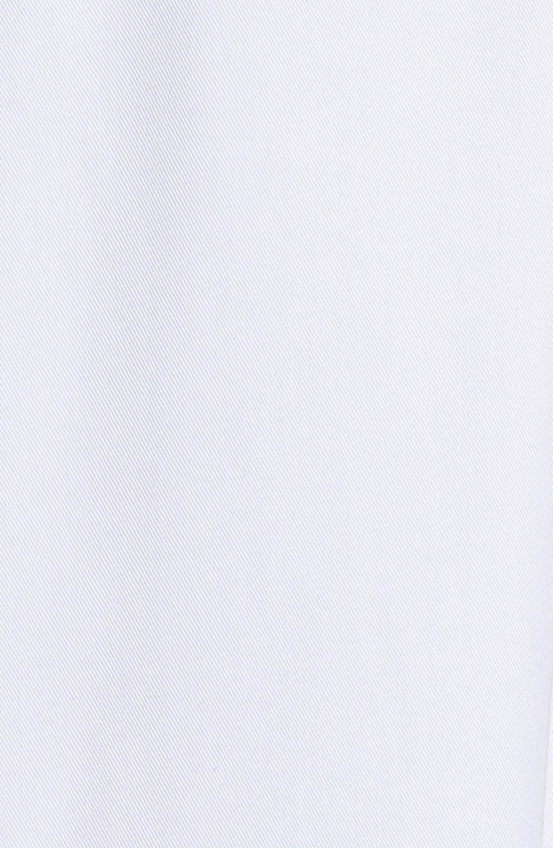 'Sara' Long Vest,                             Alternate thumbnail 5, color,                             White