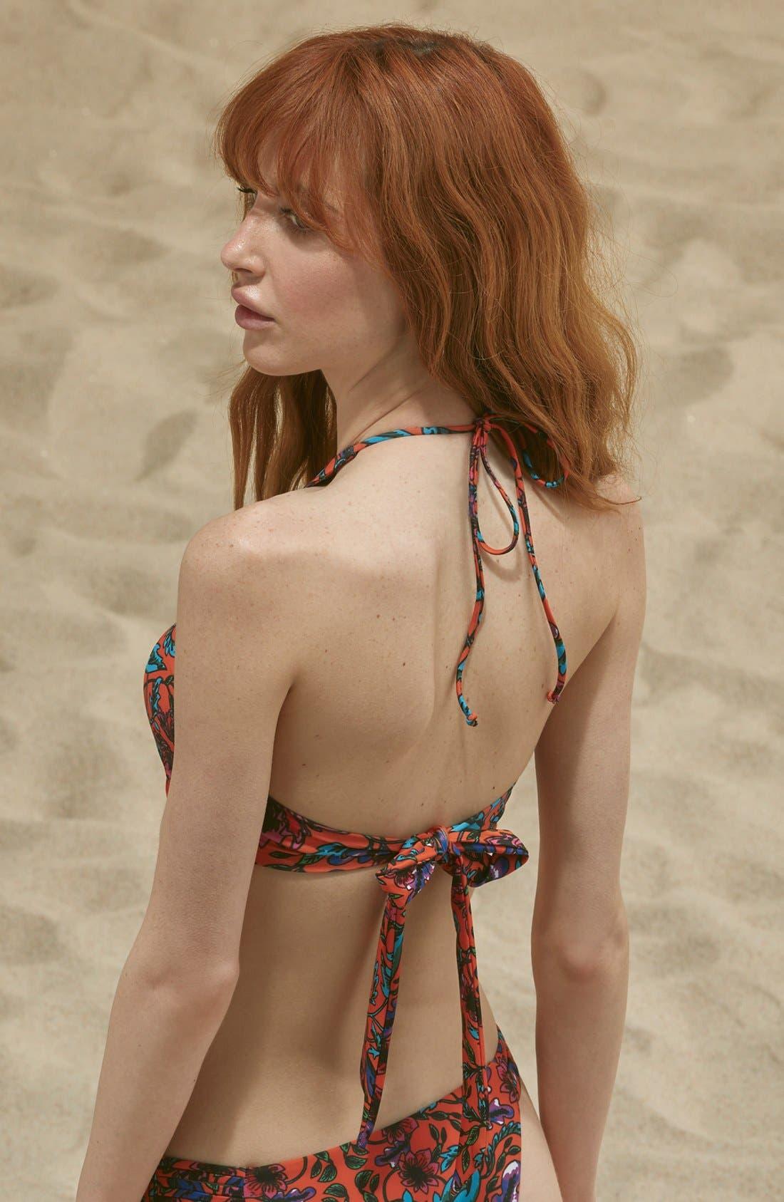 Alternate Image 2  - Beach Riot 'Victoria' Bikini Top