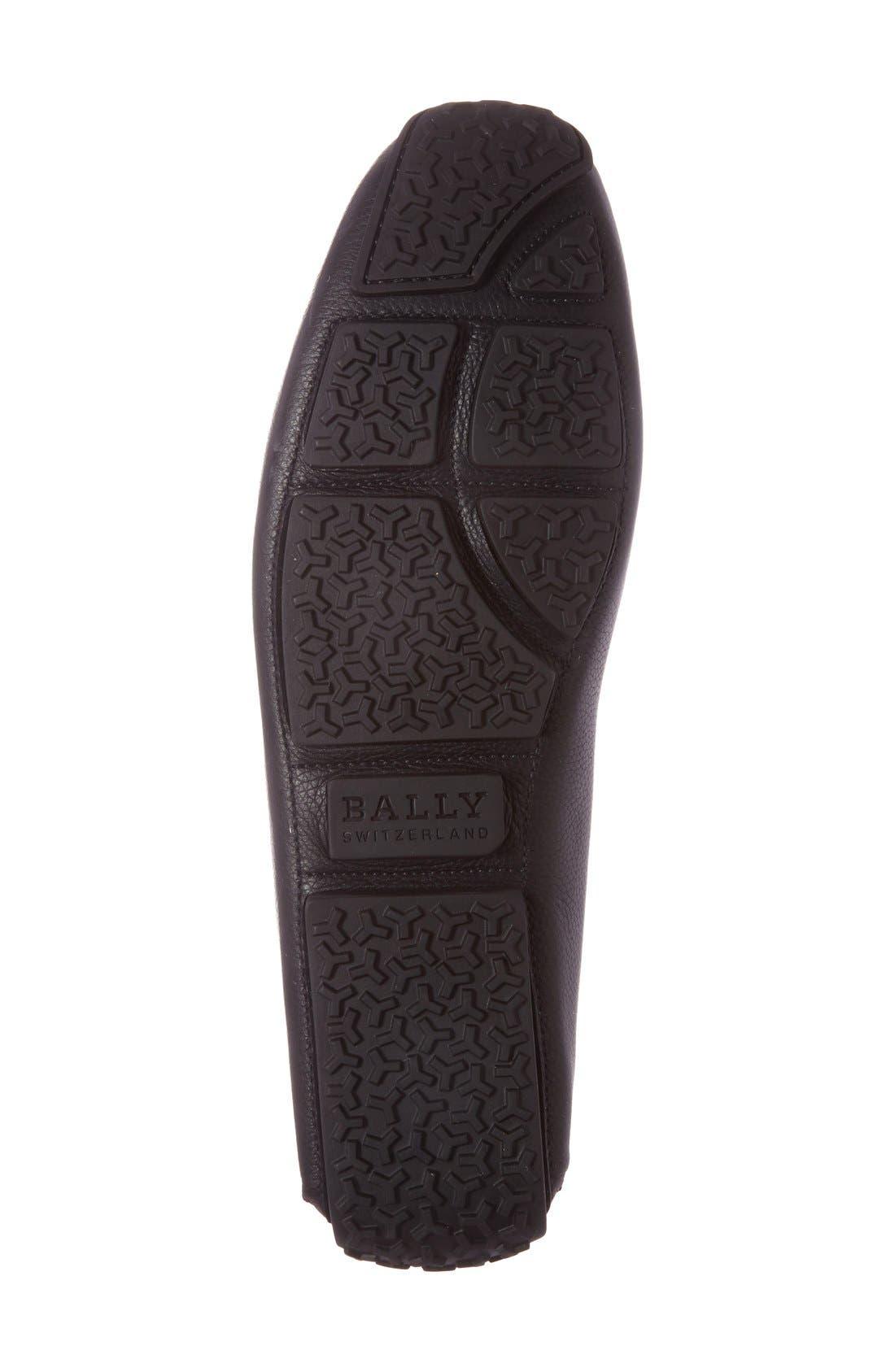 Alternate Image 4  - Bally 'Pearce' Driving Shoe (Men)