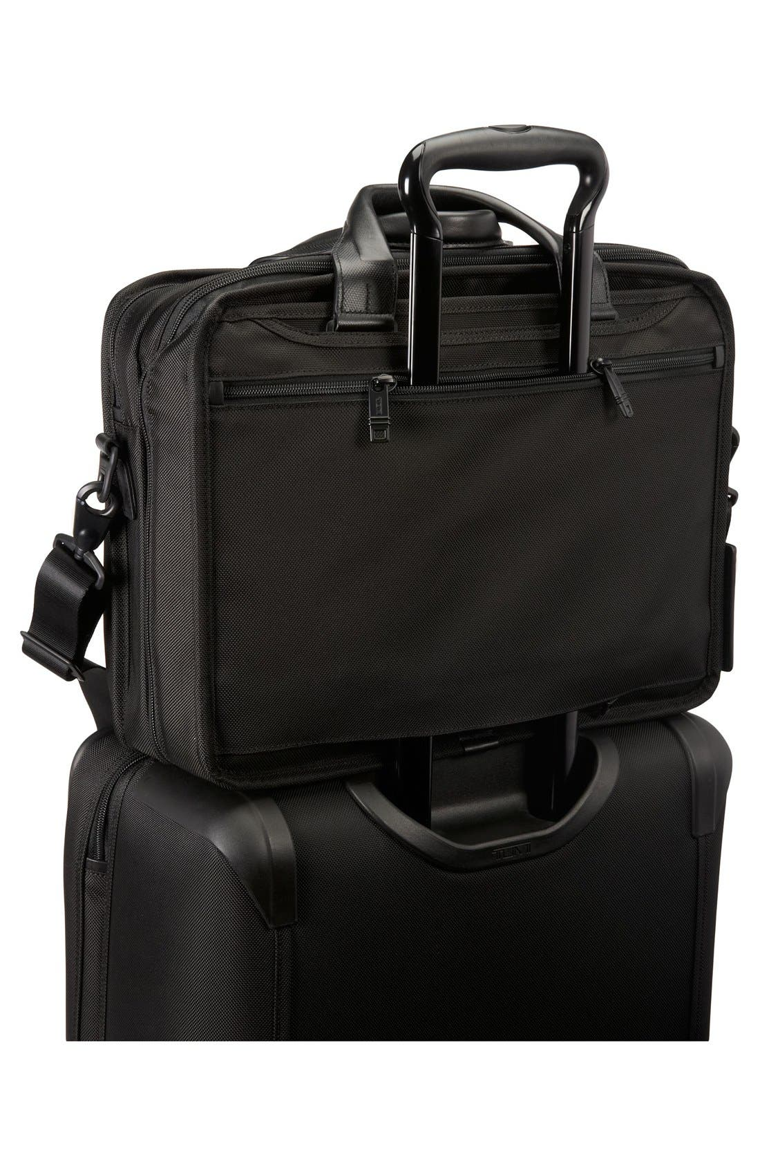 Alternate Image 2  - Tumi 'Alpha 2' Expandable Organizer Computer Briefcase