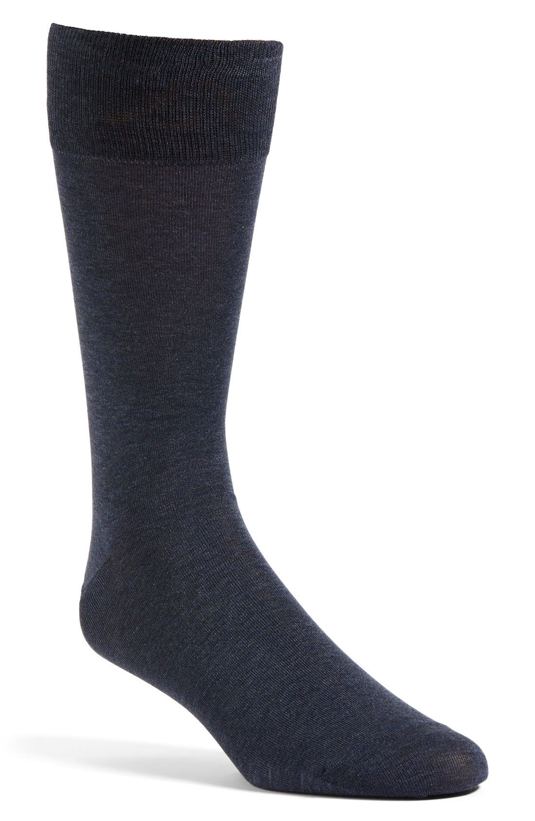 Alternate Image 1 Selected - John W. Nordstrom® Socks (Men) (3 for $40)