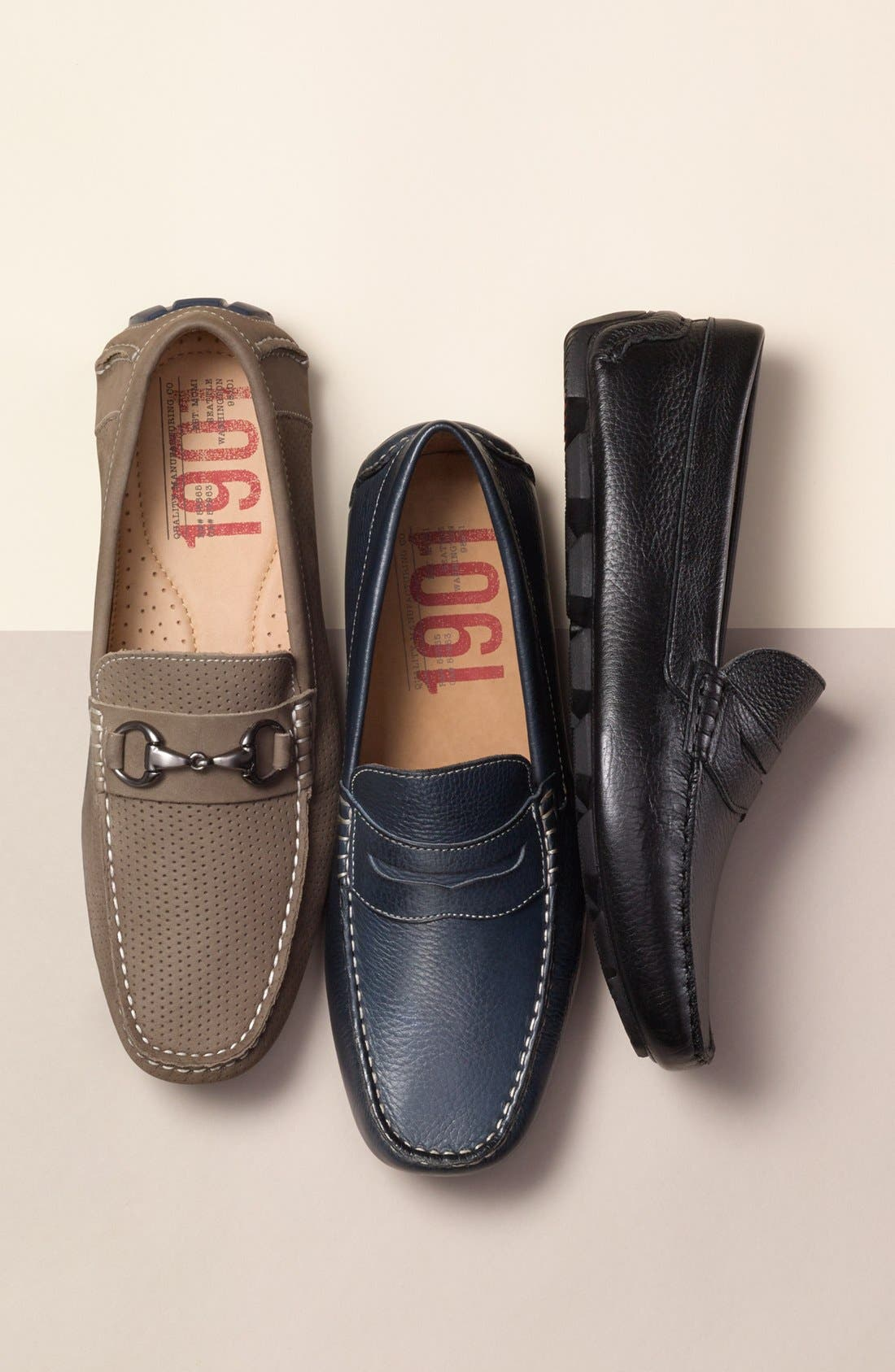 Alternate Image 5  - 1901 'Bermuda' Penny Loafer (Men)
