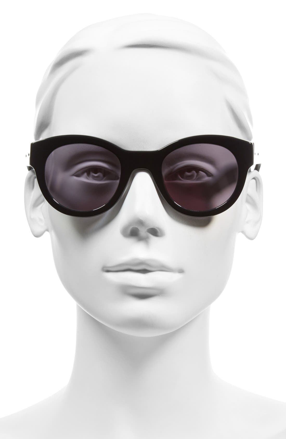 Alternate Image 2  - Bobbi Brown 'The Zoe/S' 49mm Sunglasses