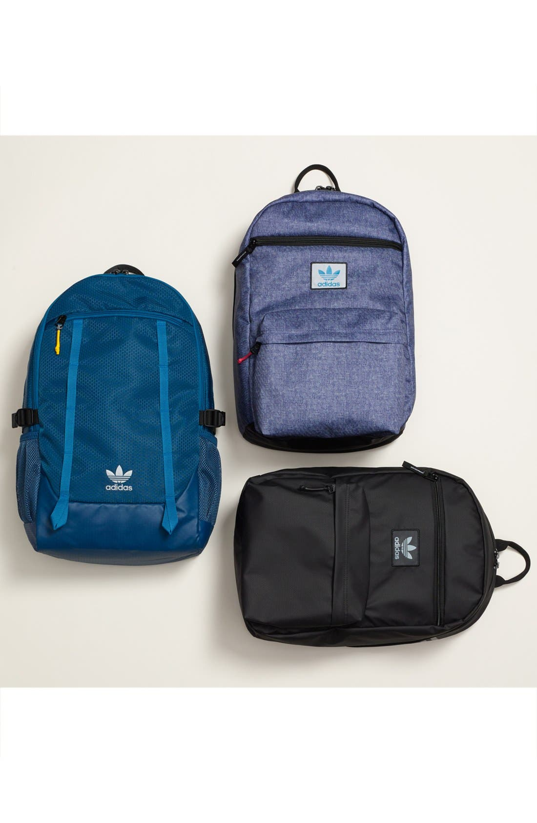 Alternate Image 3  - adidas Originals 'National' Backpack