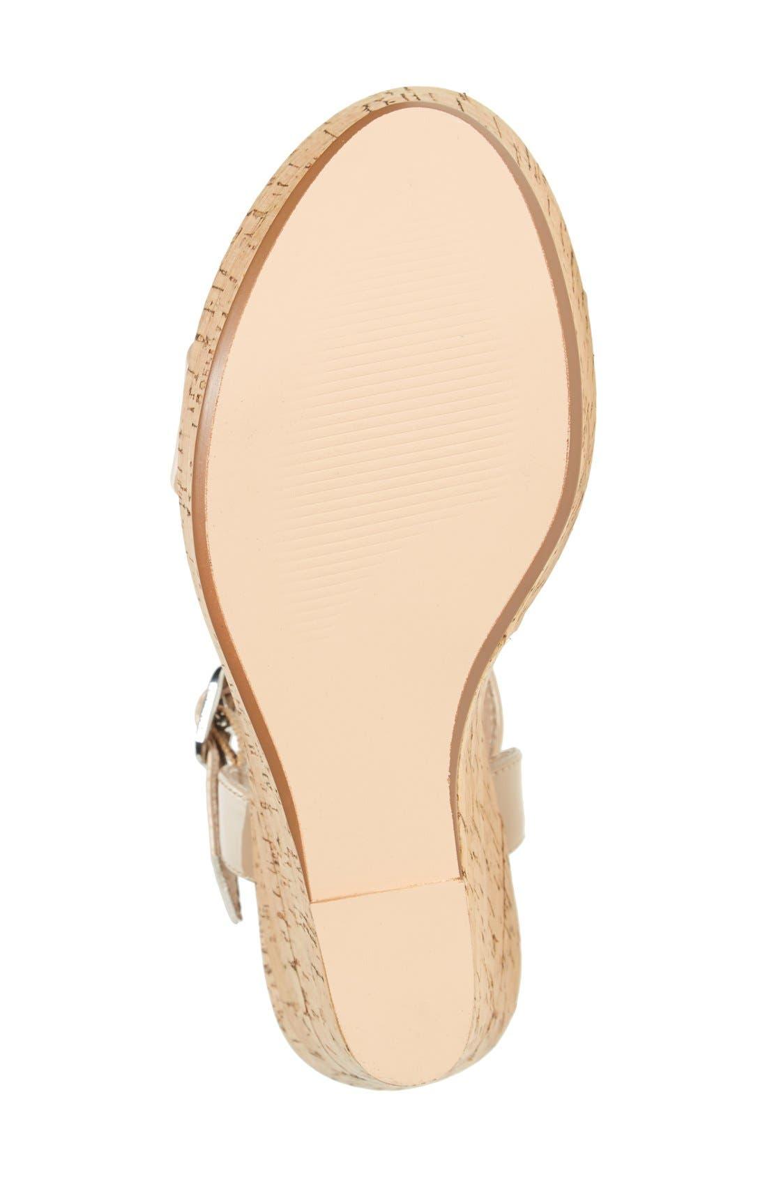 Alternate Image 4  - Steve Madden 'Ellina' Wedge Sandal (Women)