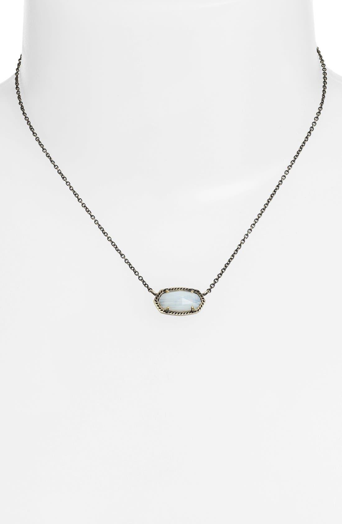Alternate Image 2  - Kendra Scott 'Elisa' Pendant Necklace