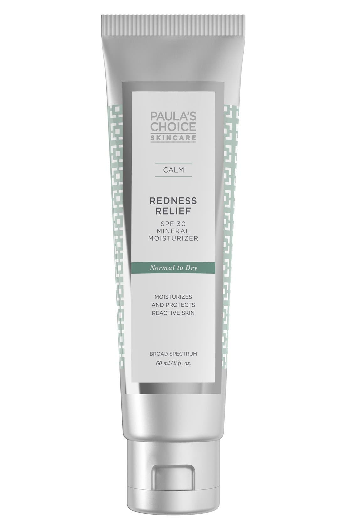 Paula's Choice Calm Redness Relief Mineral Moisturizing Lotion SPF 30