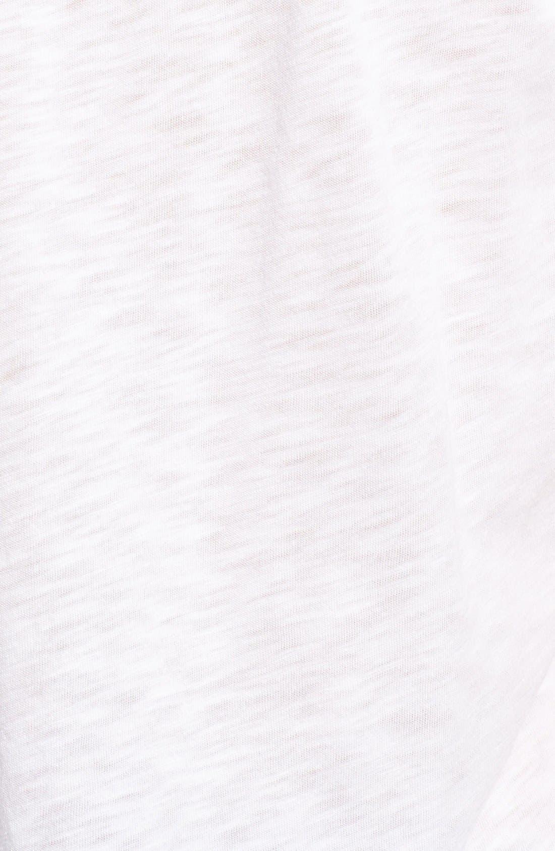Alternate Image 5  - Splendid Slub Knit Off the Shoulder Top