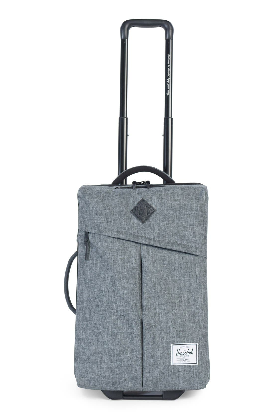 Alternate Image 1 Selected - Herschel Supply Co. New Campaign 24-Inch Rolling Suitcase