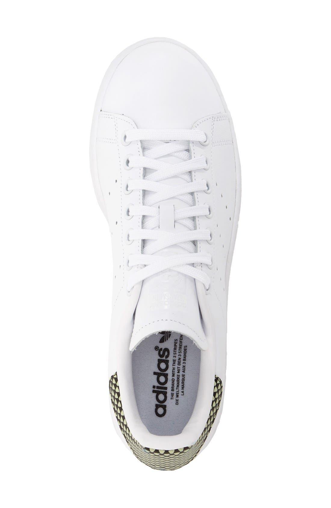 Alternate Image 3  - adidas 'Stan Smith' Sneaker (Women)