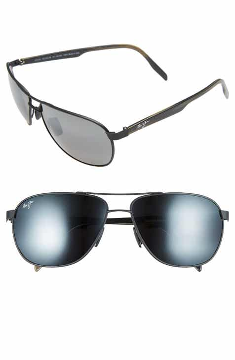 8fb3c1f4d6f4 Maui Jim 'Castles - PolarizedPlus®2' 61mm Aviator Sunglasses