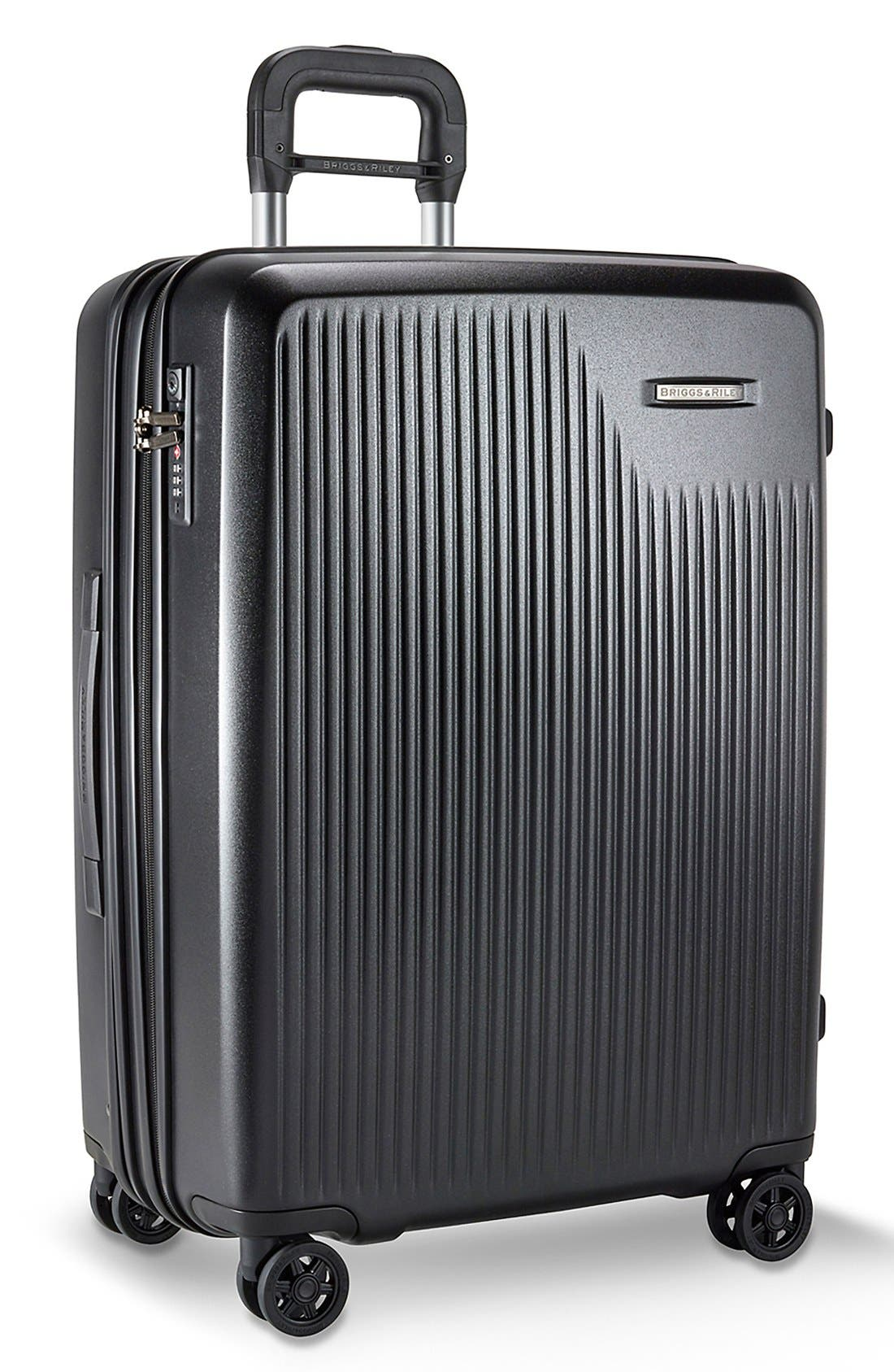 Alternate Image 2  - Briggs & Riley 'Sympatico' Expandable Wheeled Packing Case (27 Inch)