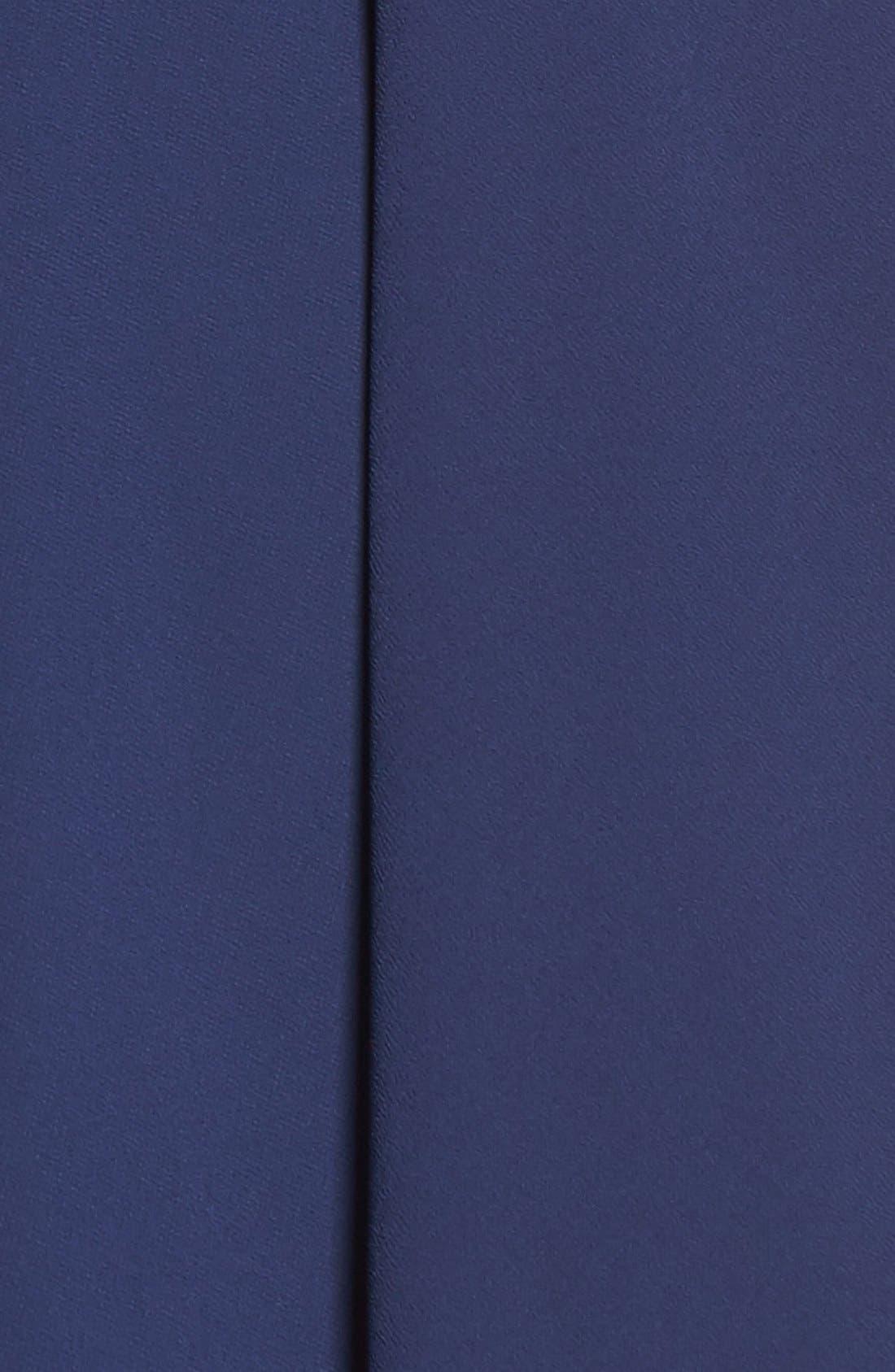 Alternate Image 5  - TFNC V-Neck Fit & Flare Dress