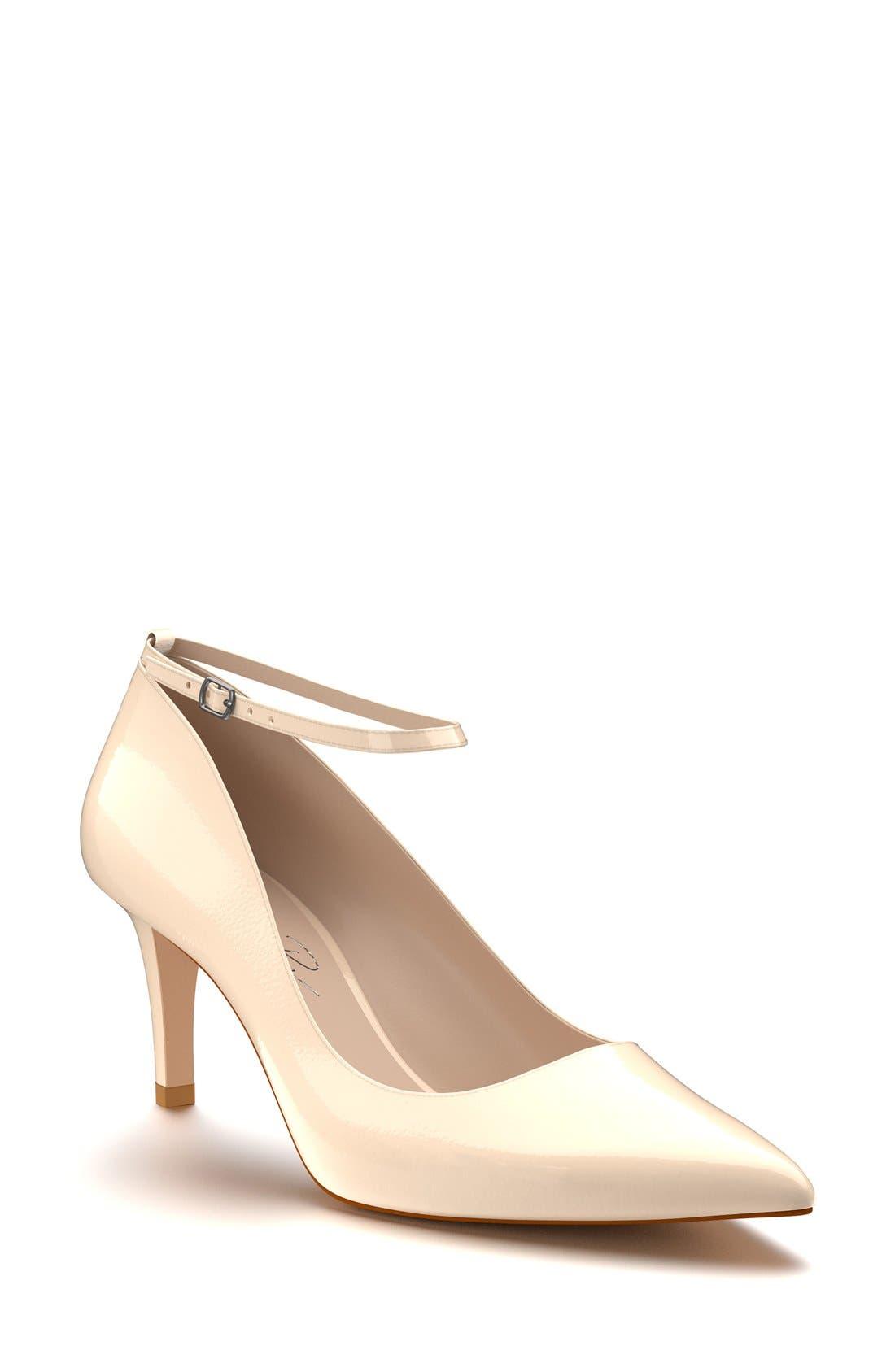 Shoes of Prey Ankle Strap Pump (Women)
