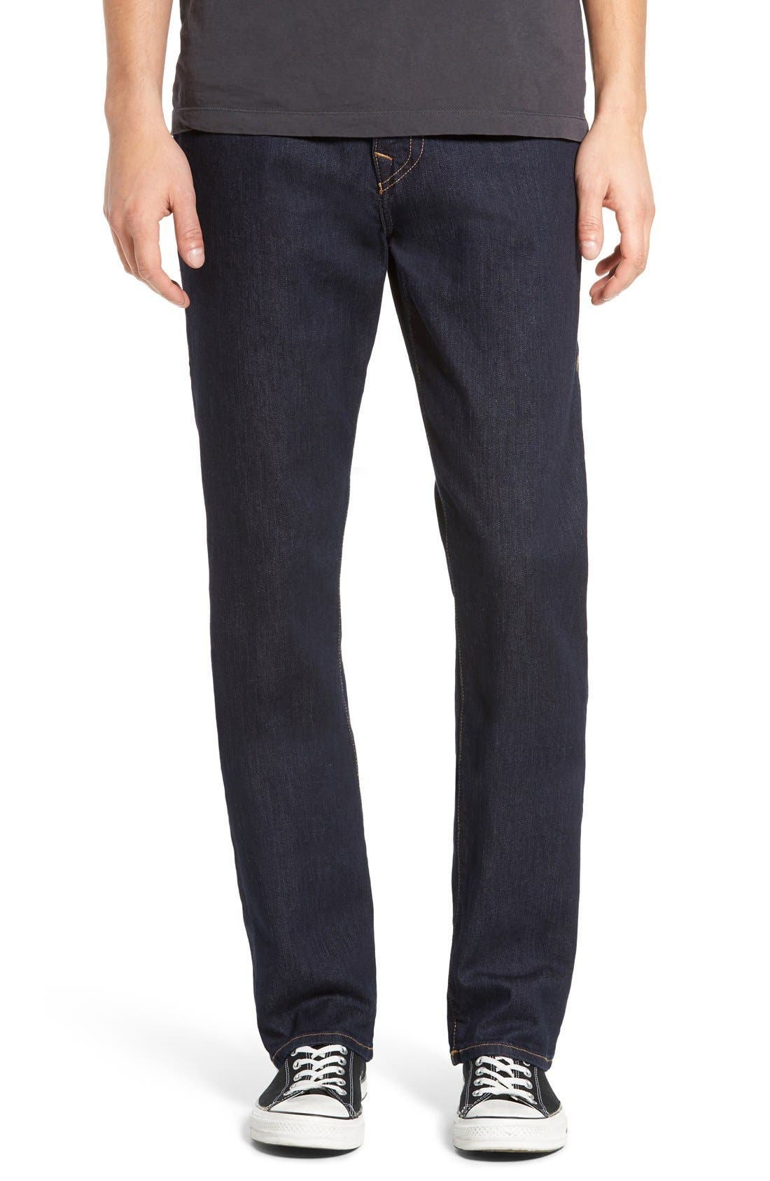 Main Image - True Religion Brand Jeans Ricky Relaxed Fit Jeans (2S Body Rinse)