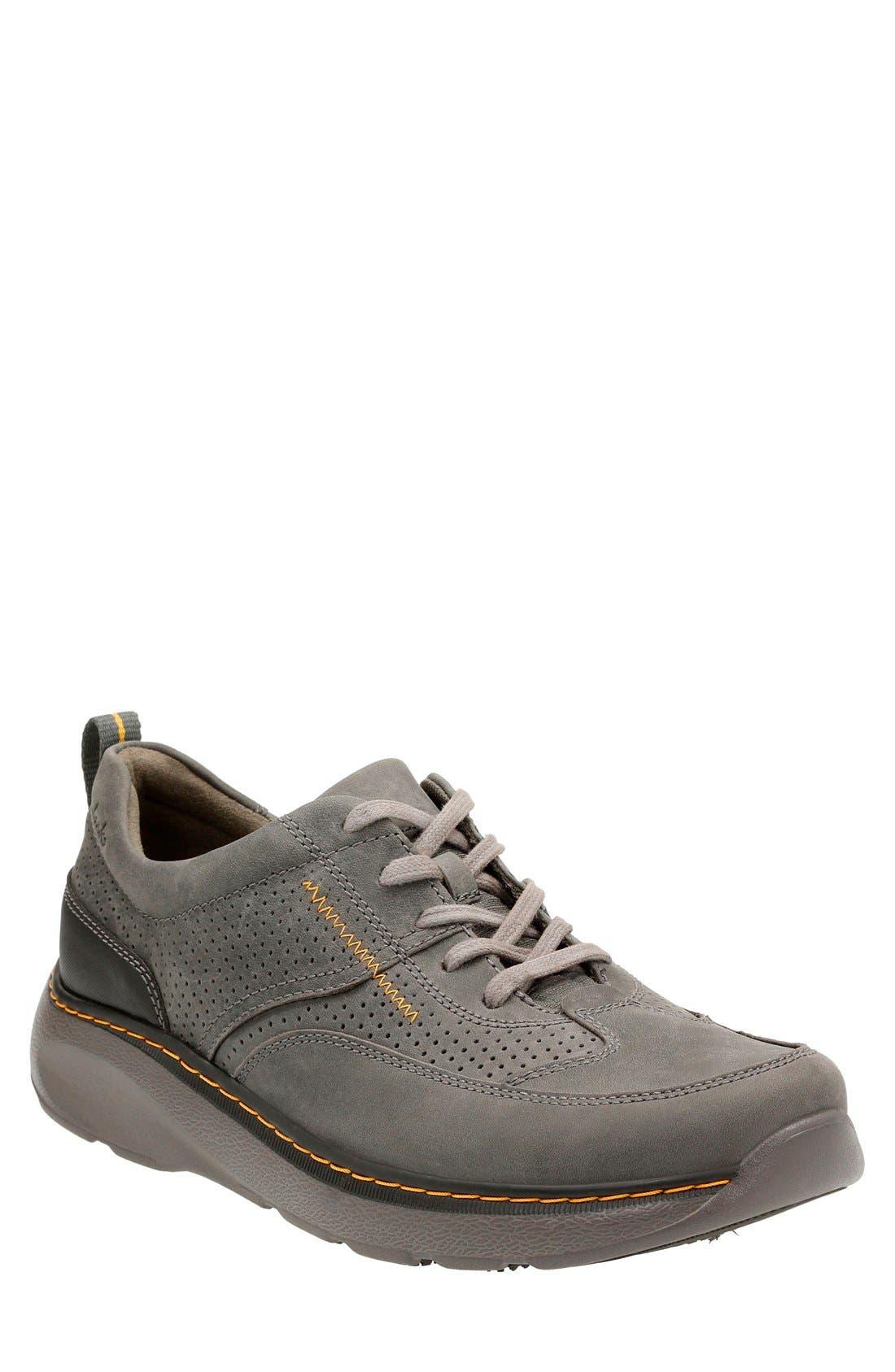 Clarks® 'Charton Mix' Sneaker (Men)