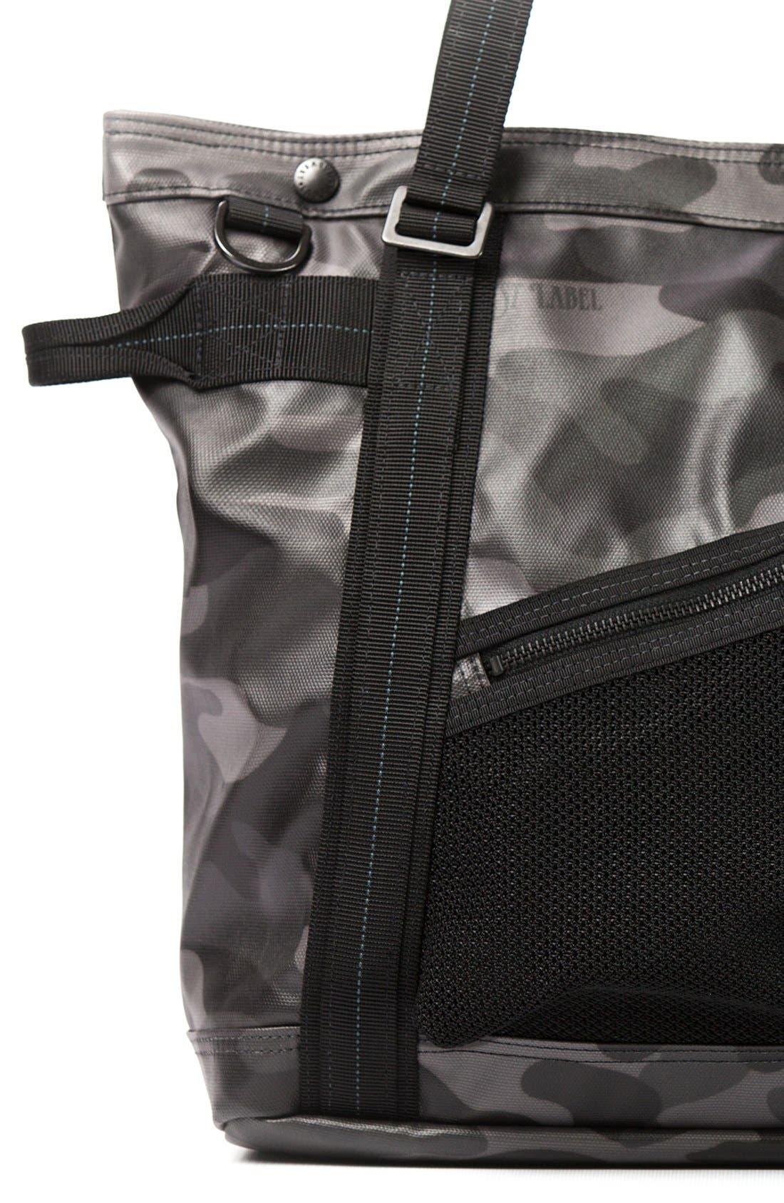 Alternate Image 8  - Harvest Label 'NightHawk' Tote Bag