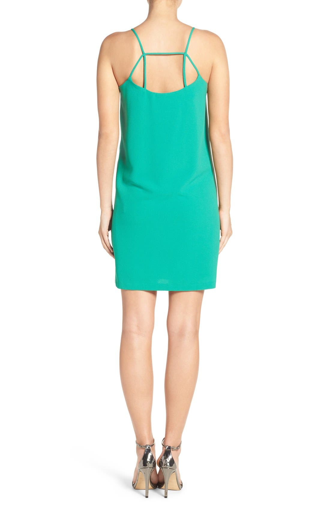 Felicity & Coco Strappy Back Shift Dress (Nordstrom Exclusive)