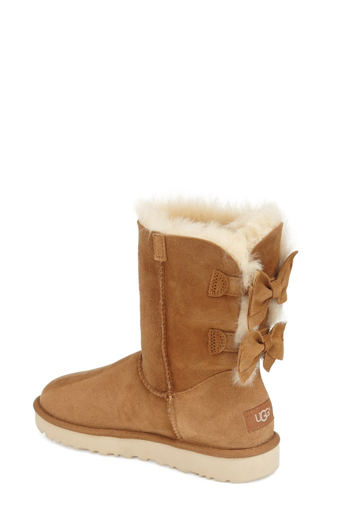 Alternate Image 2  - UGG® Meilani Bow Boot (Women)