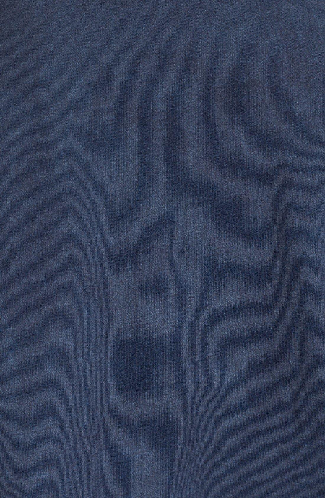 Alternate Image 5  - Michael Stars Slim Fit Garment Washed Sport Shirt
