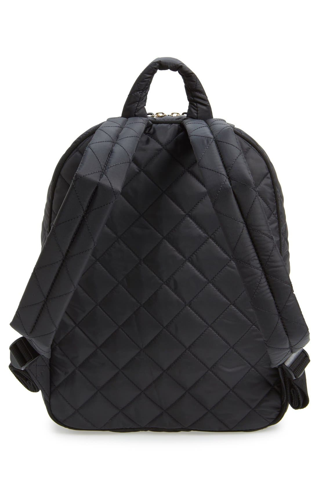 Alternate Image 2  - kate spade new york 'ridge street siggy' quilted backpack