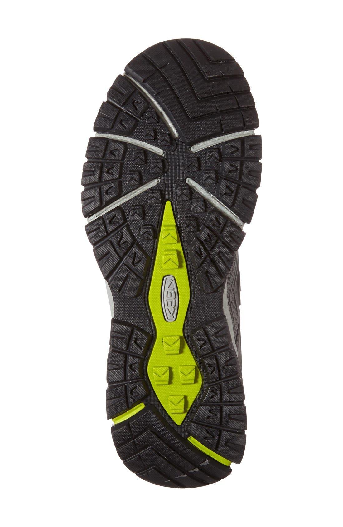 Alternate Image 4  - Keen 'Aphlex' Waterproof Low Profile Hiking Shoe (Men)