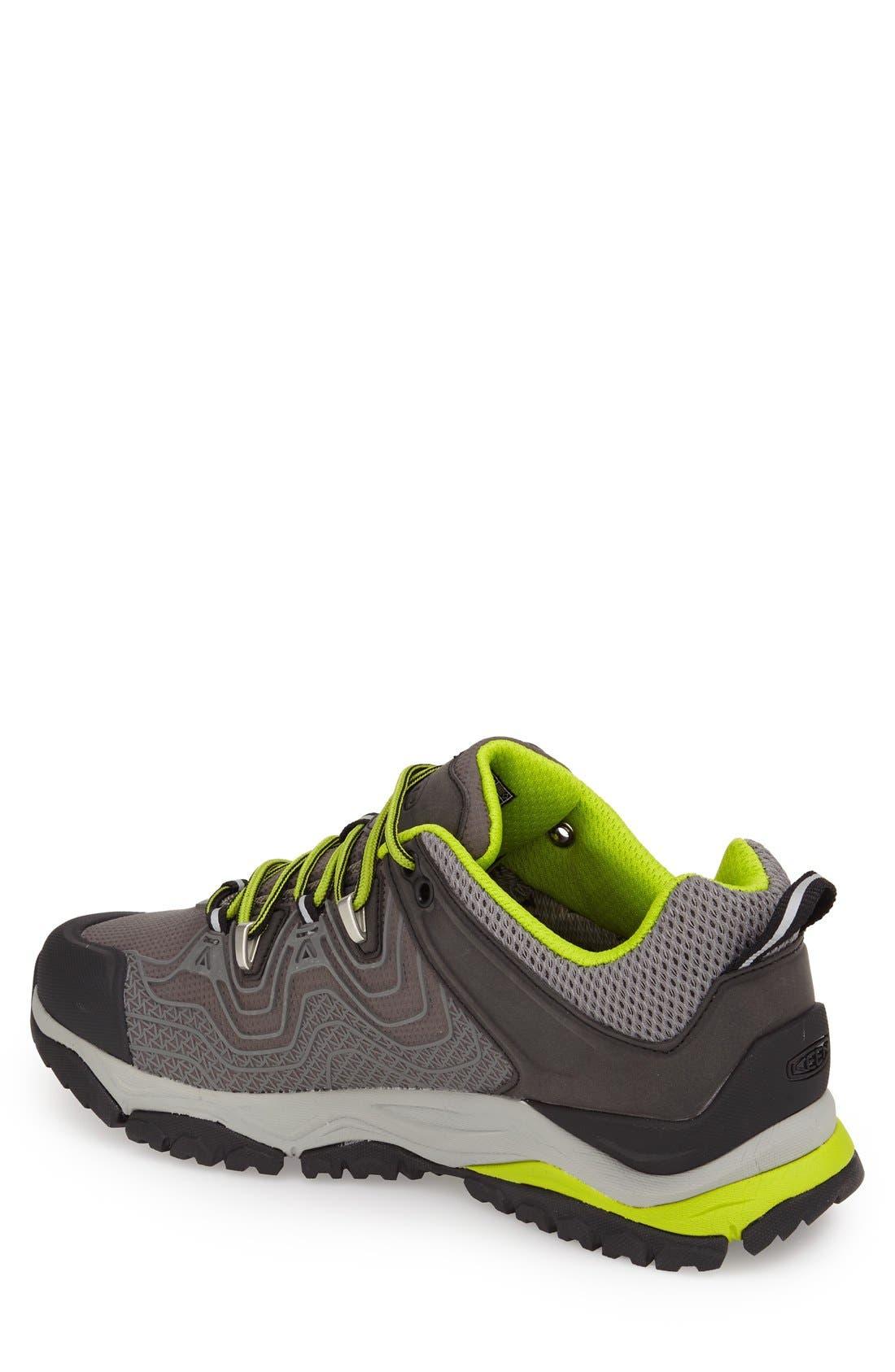 Alternate Image 2  - Keen 'Aphlex' Waterproof Low Profile Hiking Shoe (Men)