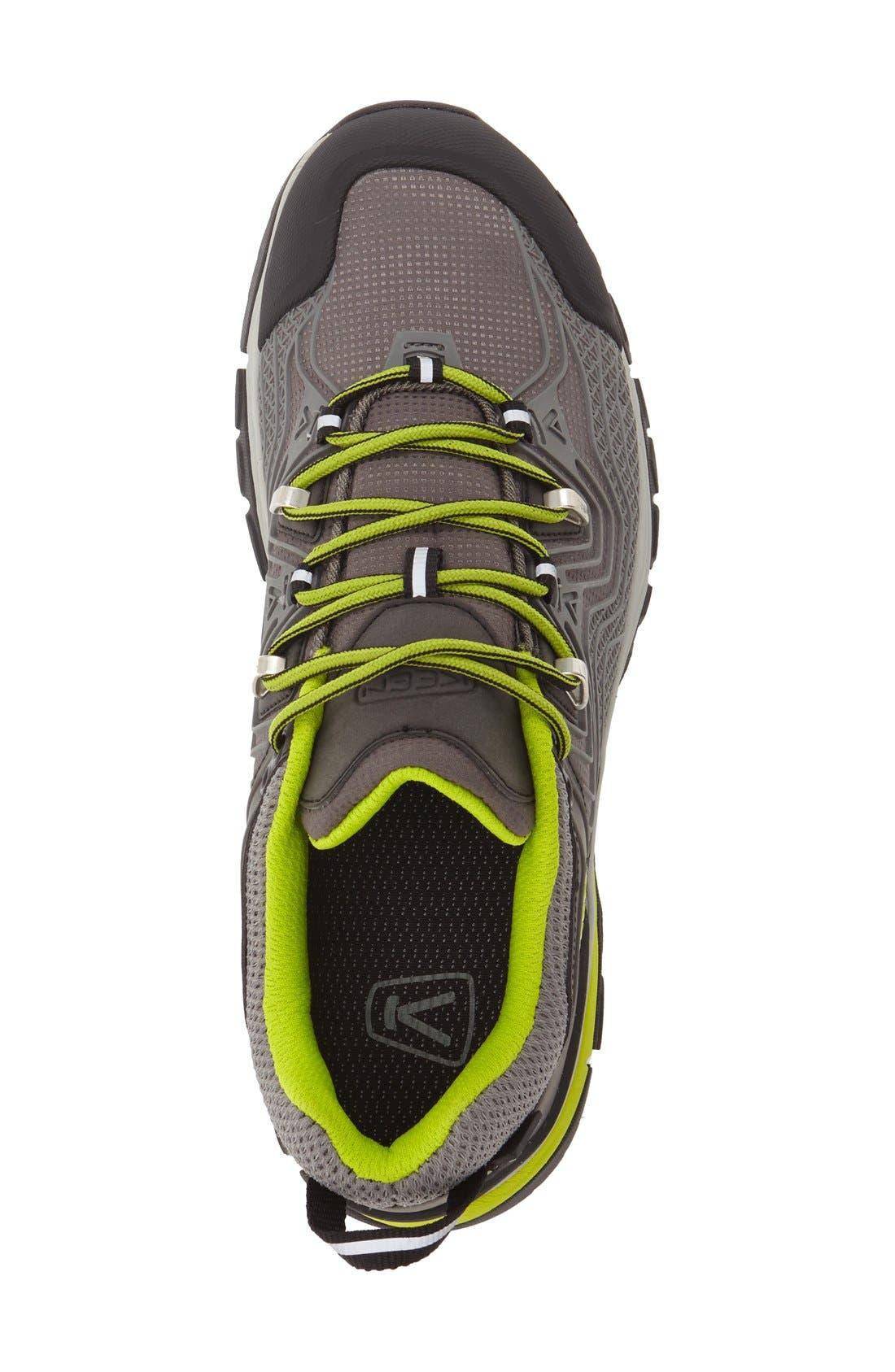 Alternate Image 3  - Keen 'Aphlex' Waterproof Low Profile Hiking Shoe (Men)