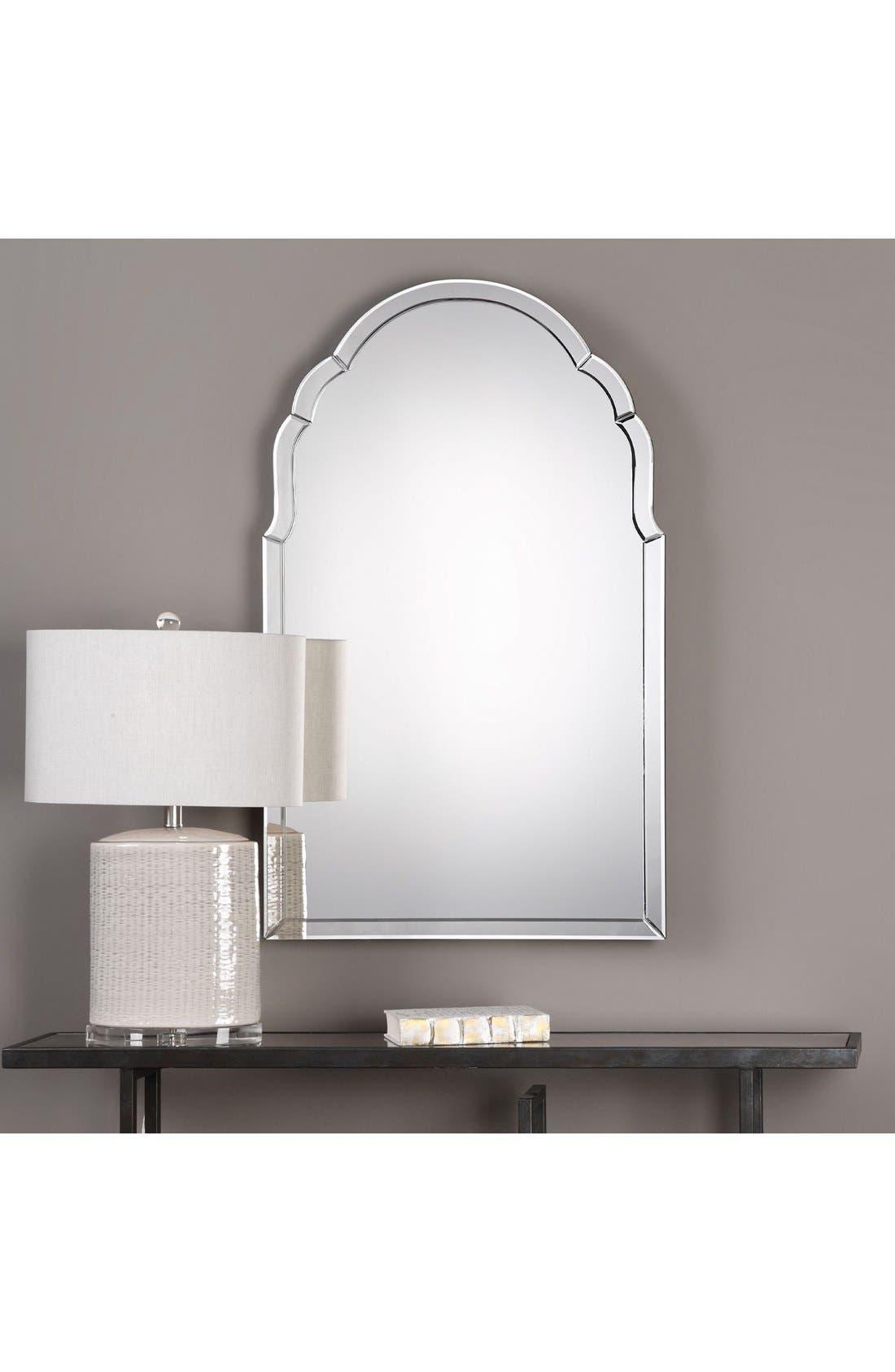 Alternate Image 2  - Uttermost Frameless Arch Mirror