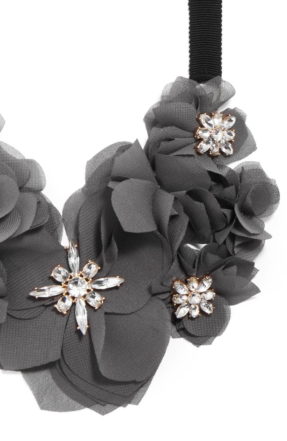 Alternate Image 2  - BaubleBar 'Zinnia' Collar Necklace