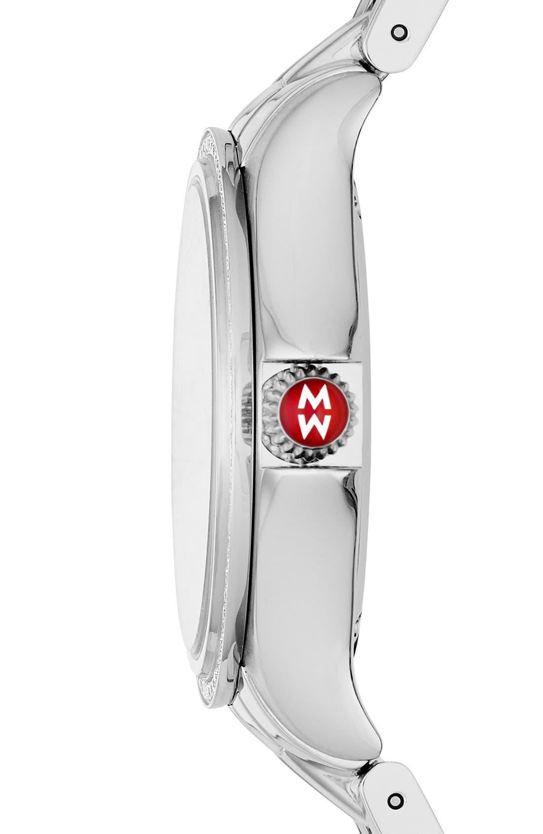 Alternate Image 3  - MICHELE Belmore Watch Case, 34mm