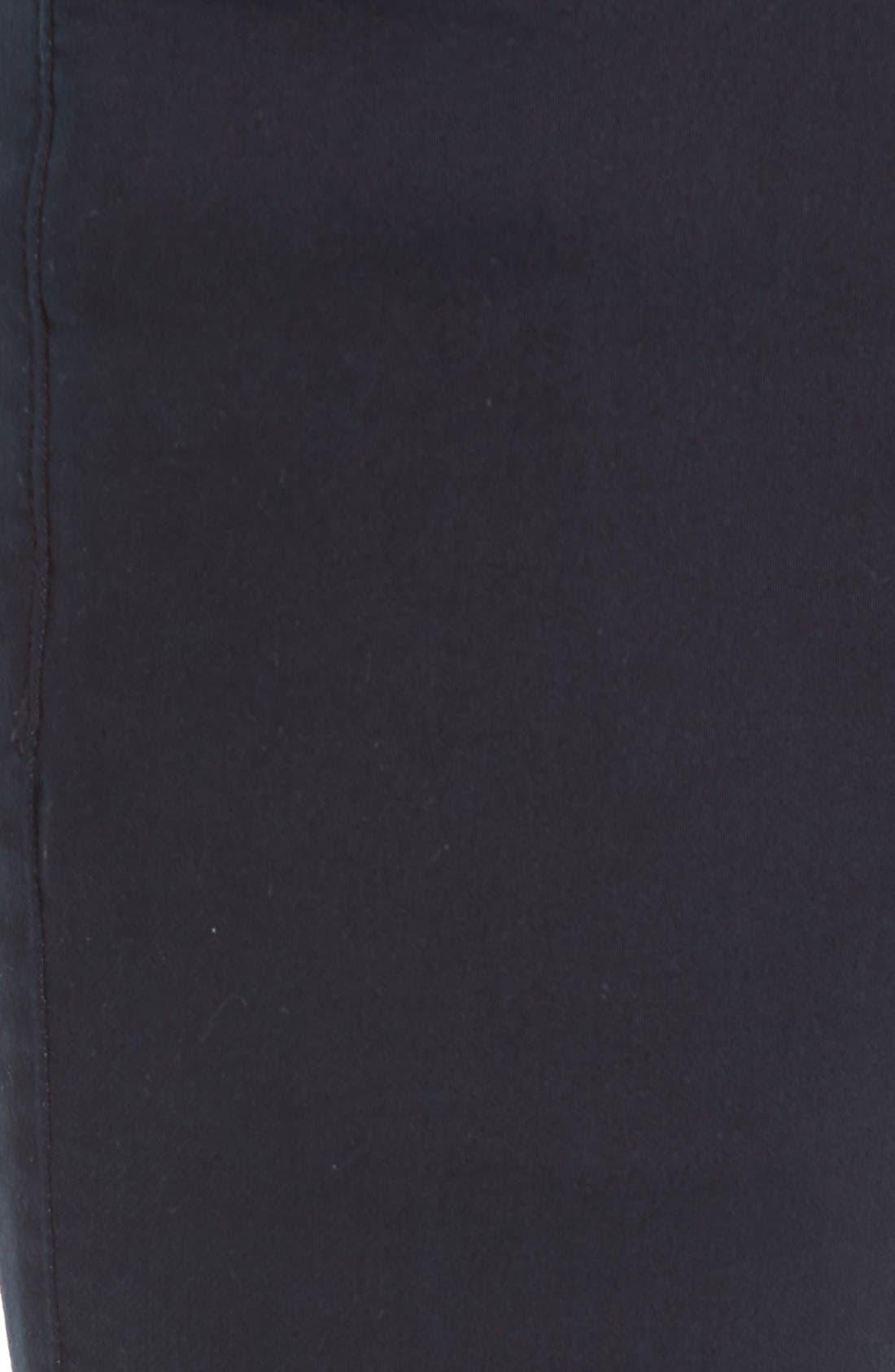 'Bowery' Slim Fit Pants,                             Alternate thumbnail 5, color,                             Eclipse