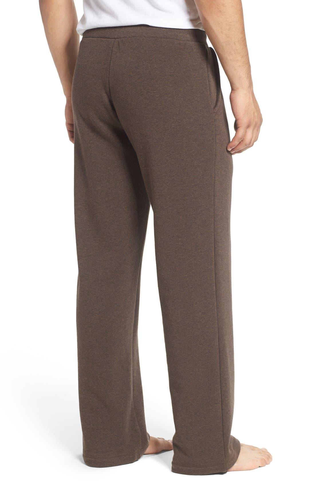 'Colton' Lounge Pants,                             Alternate thumbnail 2, color,                             Stout Heather