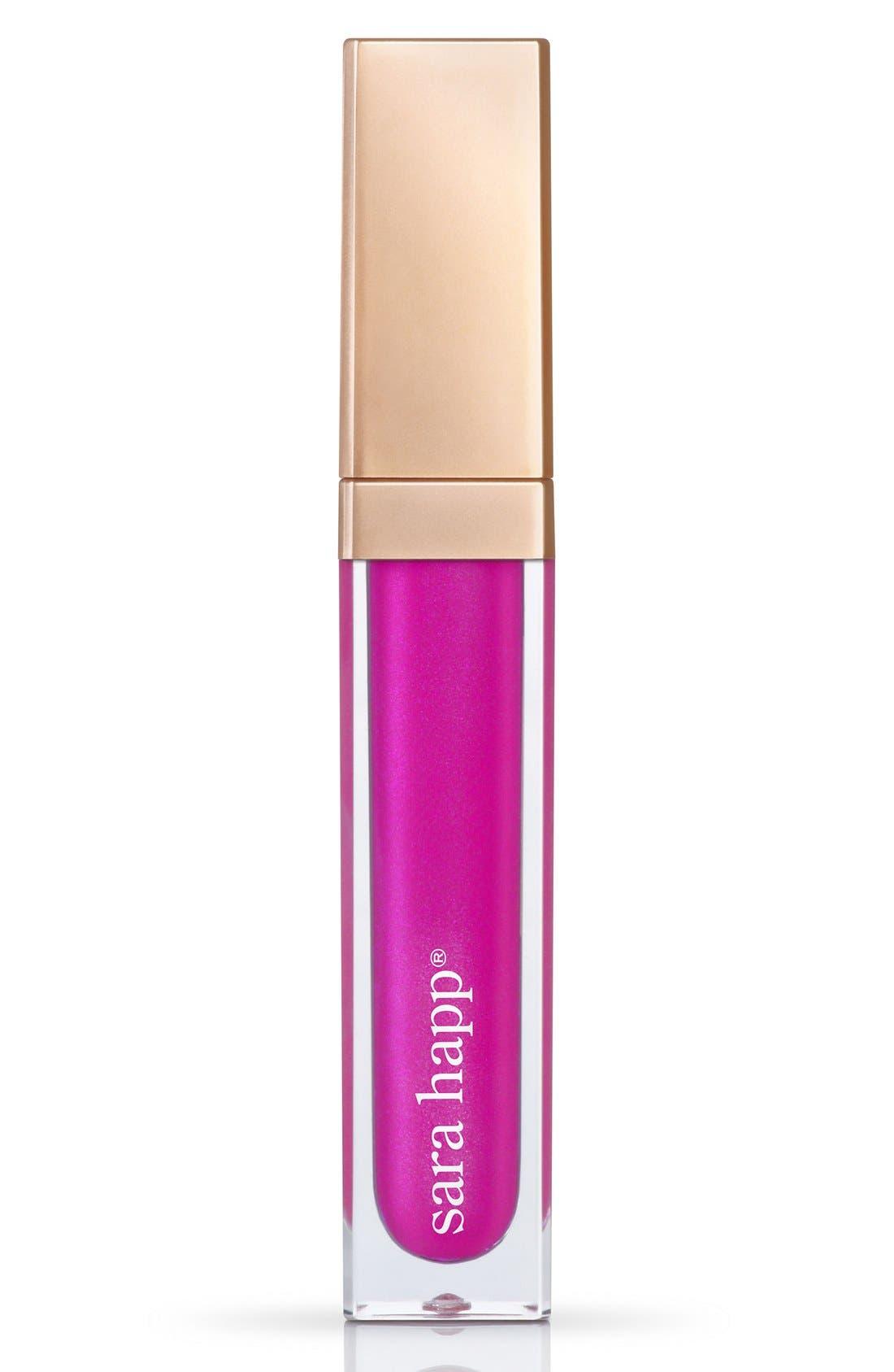 sara happ® The Lip Slip® Fuchsia One Luxe Lip Gloss