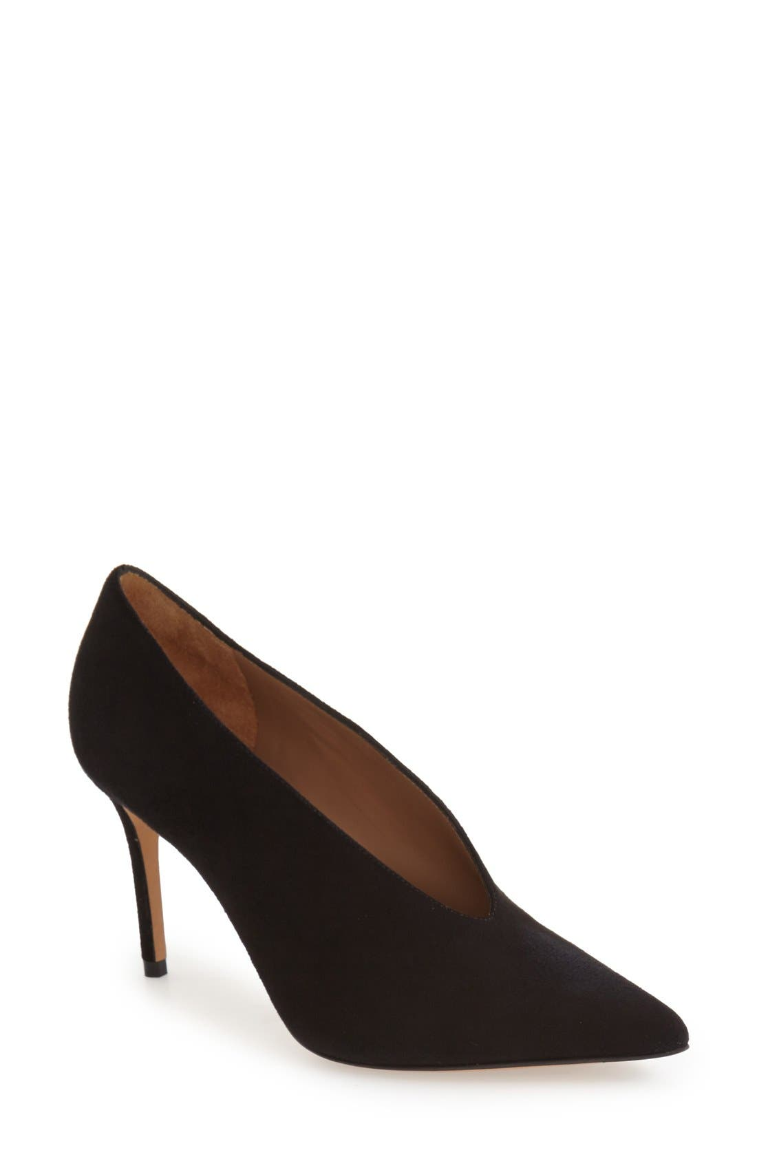 Alternate Image 1 Selected - Vince 'Portia' Pointy Toe Pump (Women)