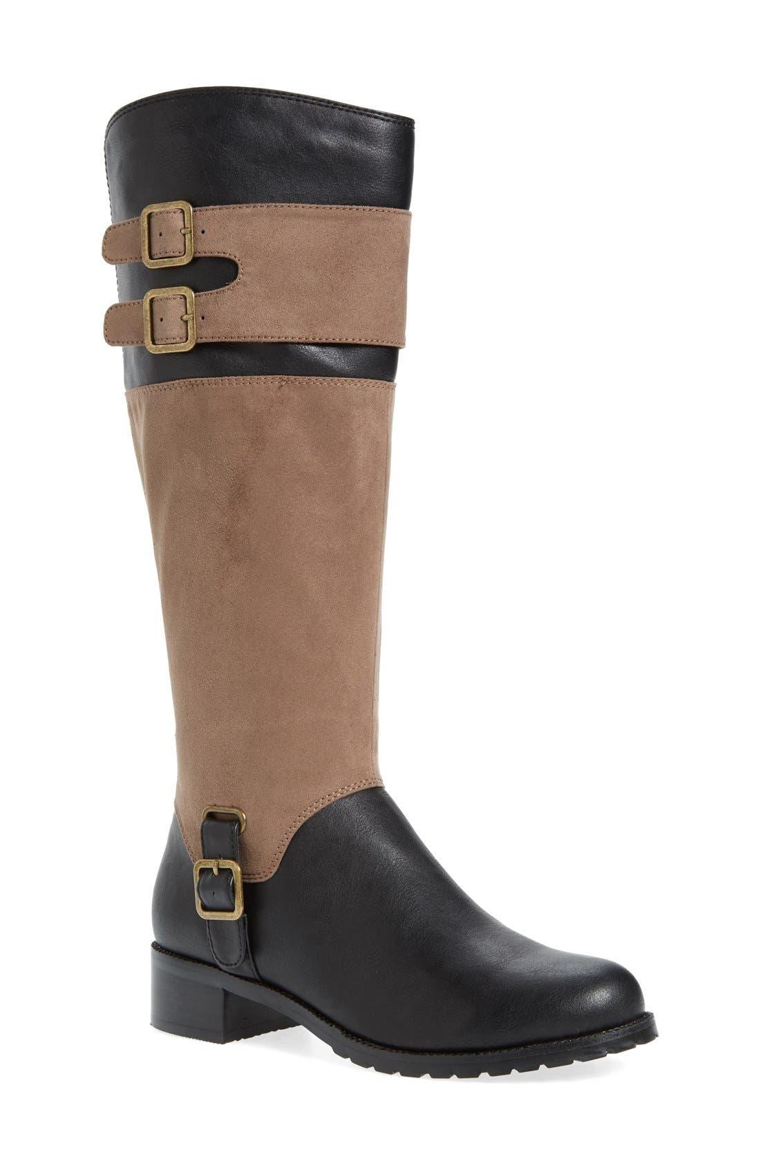 Alternate Image 1 Selected - Bella Vita 'Adriann II' Riding Boot (Women)