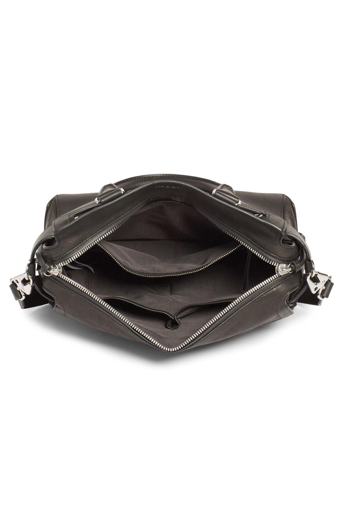 Alternate Image 3  - rag & bone 'Pilot' Lambskin Leather Satchel