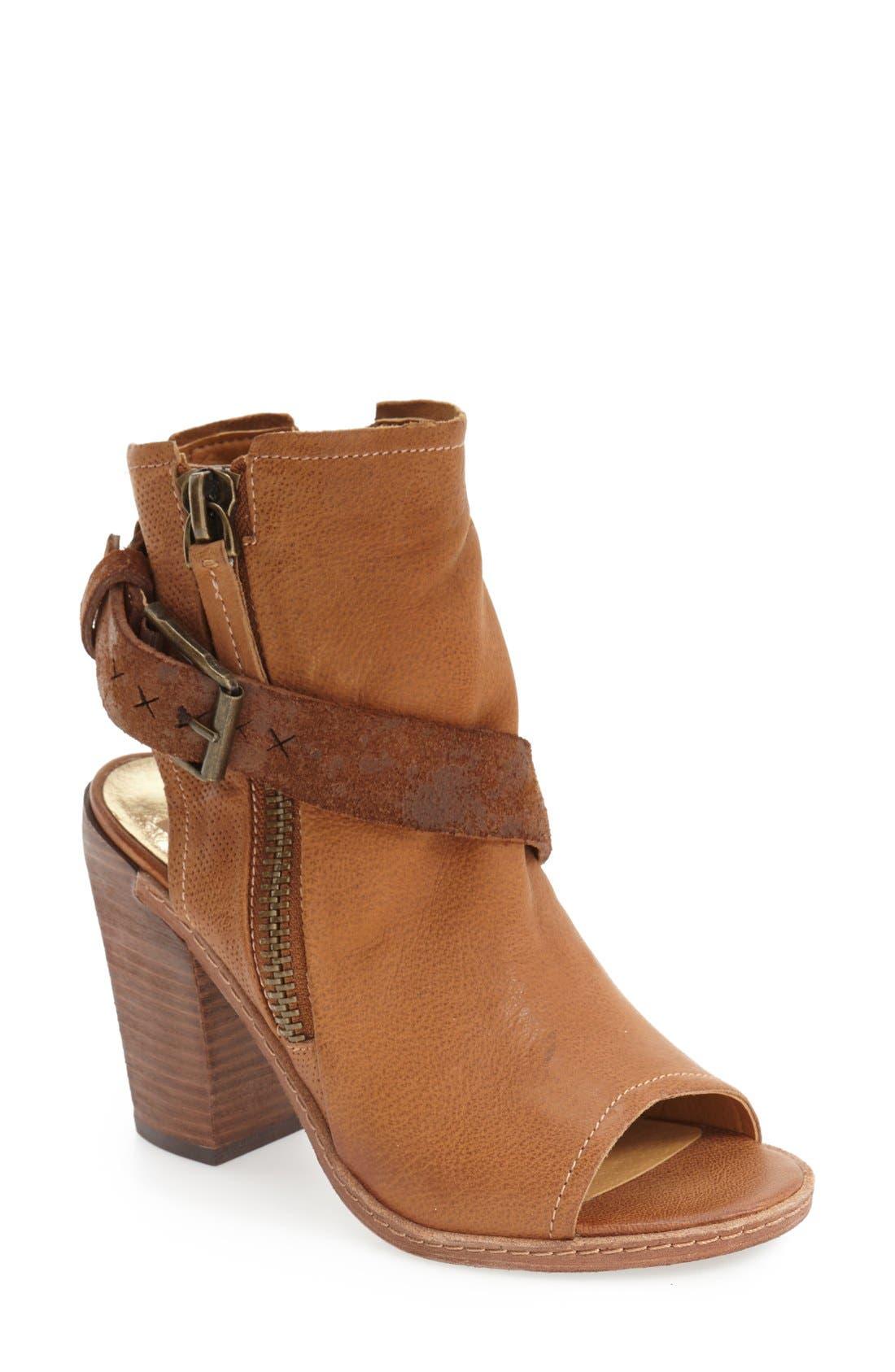 Alternate Image 1 Selected - Dolce Vita 'North' Buckle Sandal (Women)