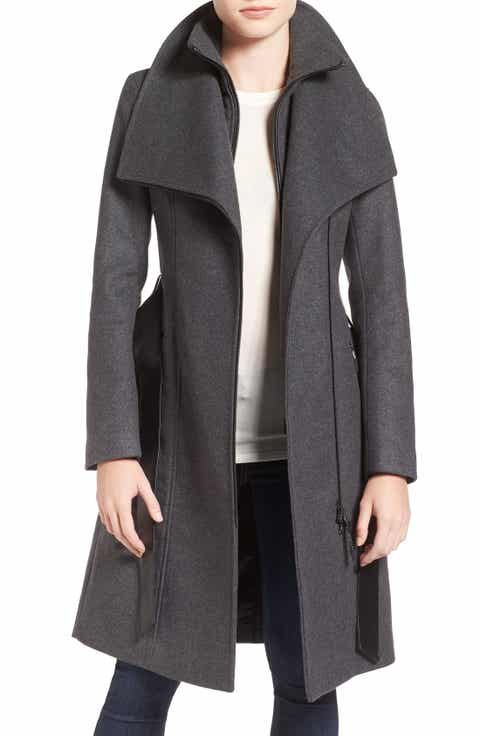 Women's Mackage Wool & Wool-Blend Coats | Nordstrom