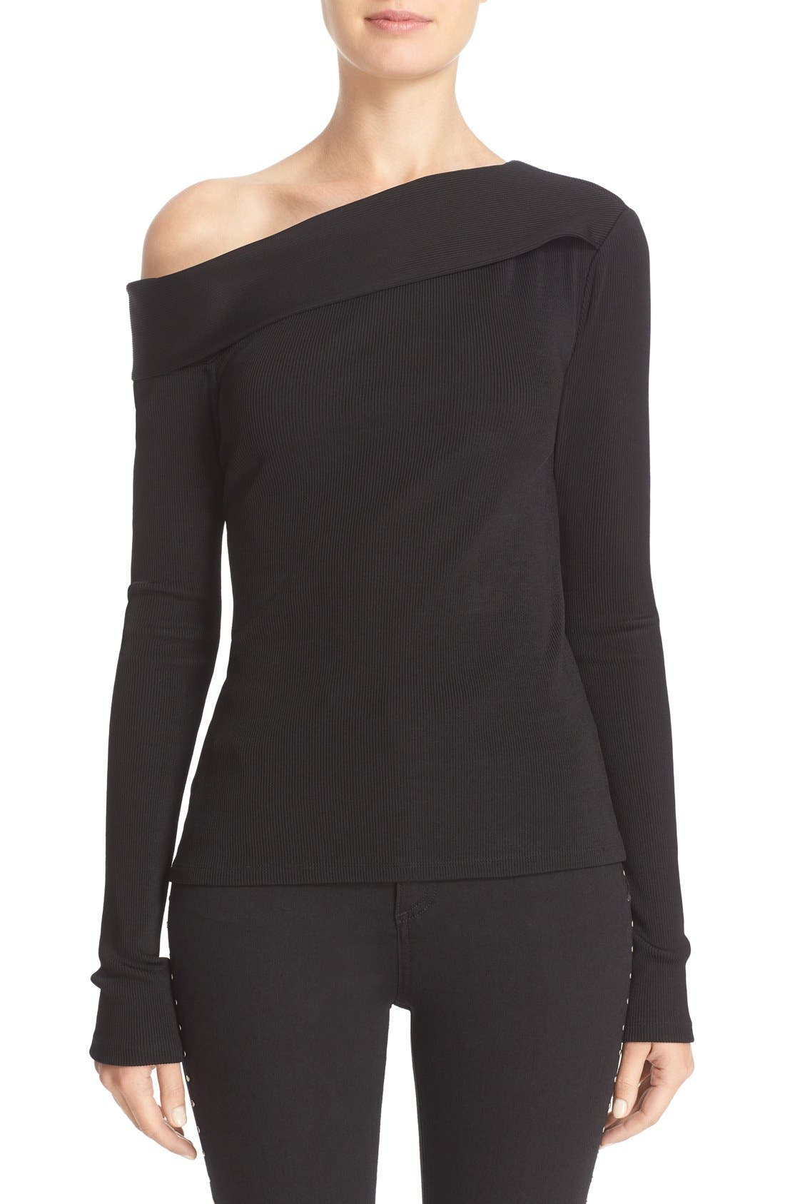 RAG & BONE Carmen Off the Shoulder Top