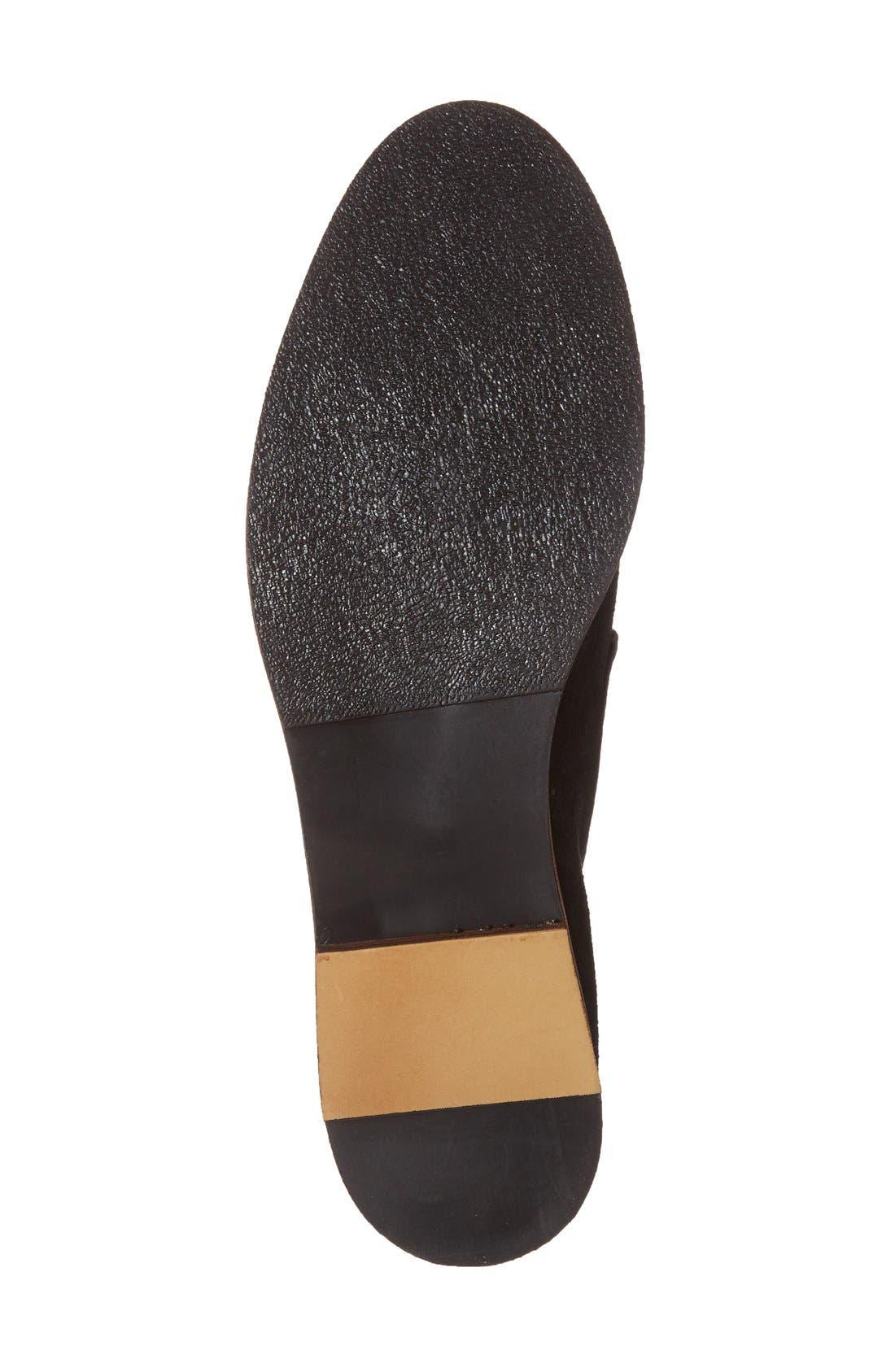 Alternate Image 4  - Dune London 'Gales' Tasseled Venetian Loafer (Women)