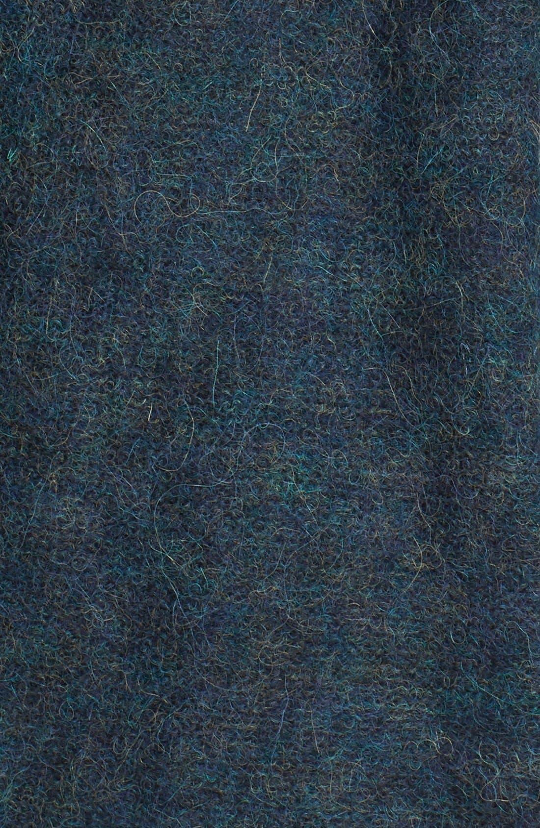 Alternate Image 5  - Free People 'Juliet' Babydoll Sweater Dress