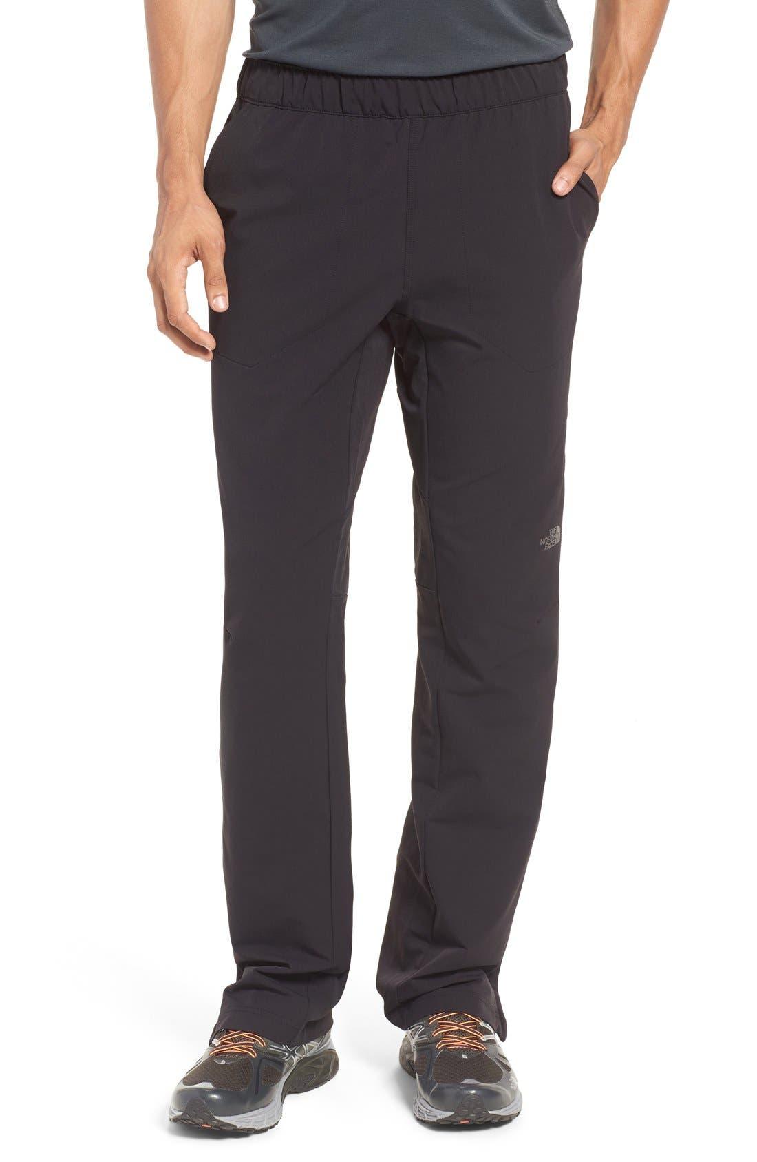 'Kilowatt' Training Pants,                         Main,                         color, Tnf Black