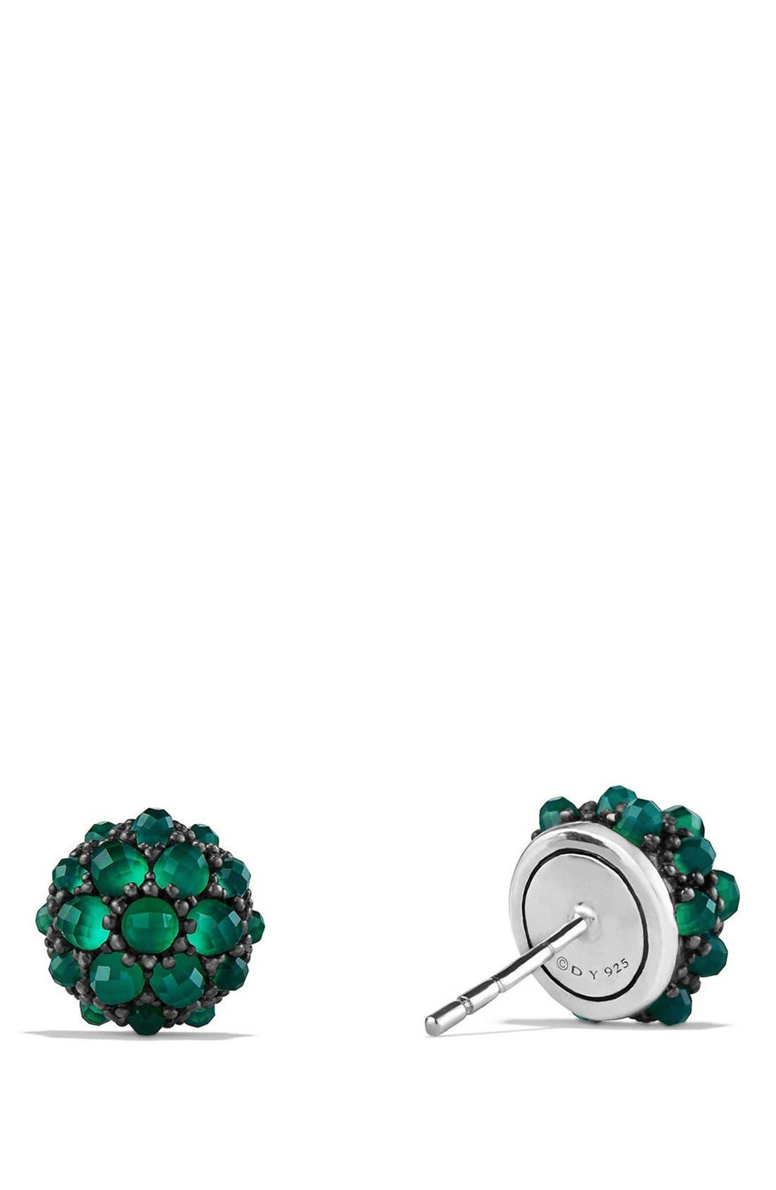 Alternate Image 2  - David Yurman Osetra Stud Earrings