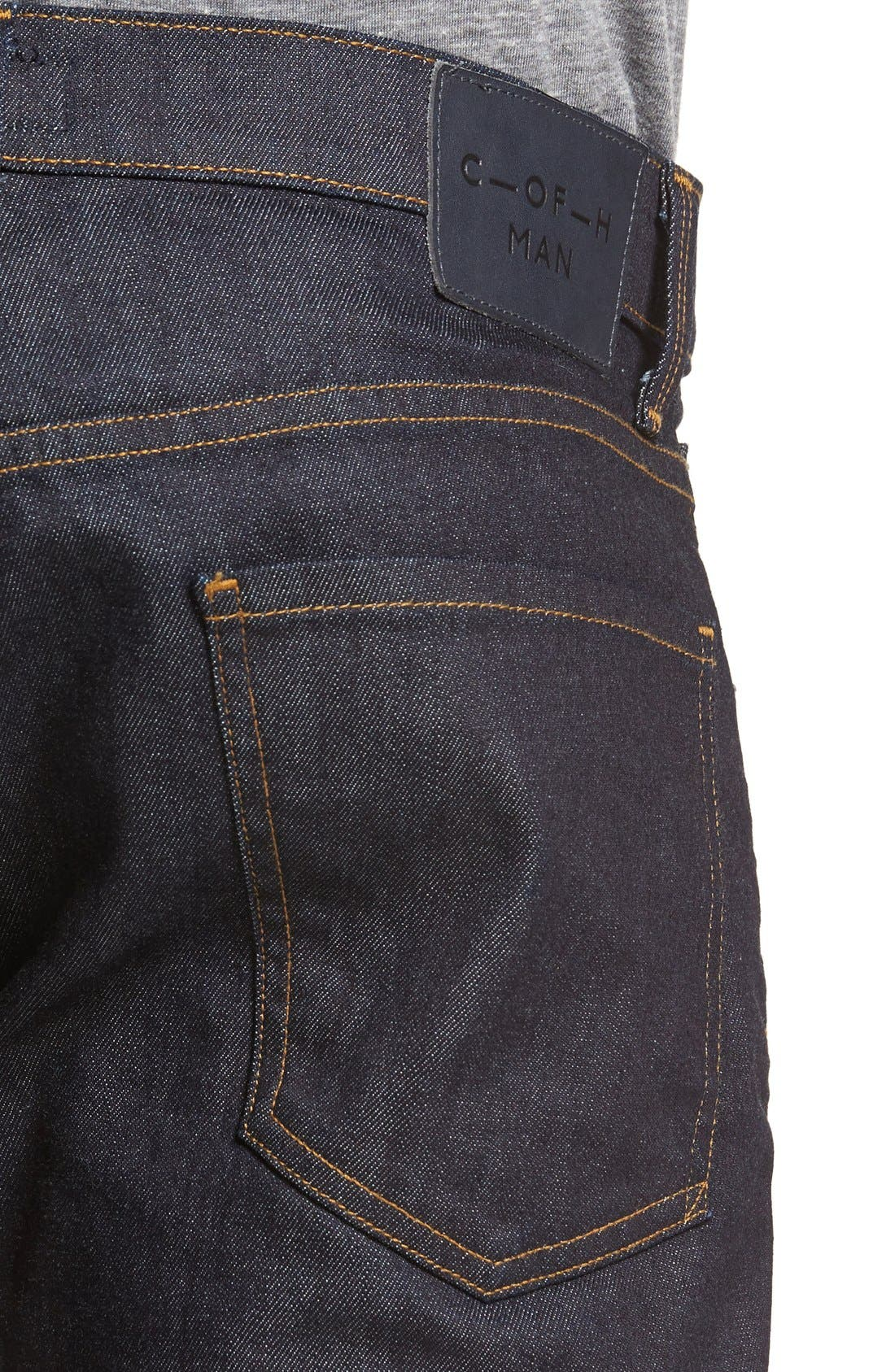 Alternate Image 4  - Citizens of Humanity Core Slim Straight Leg Jeans (Lafayette)
