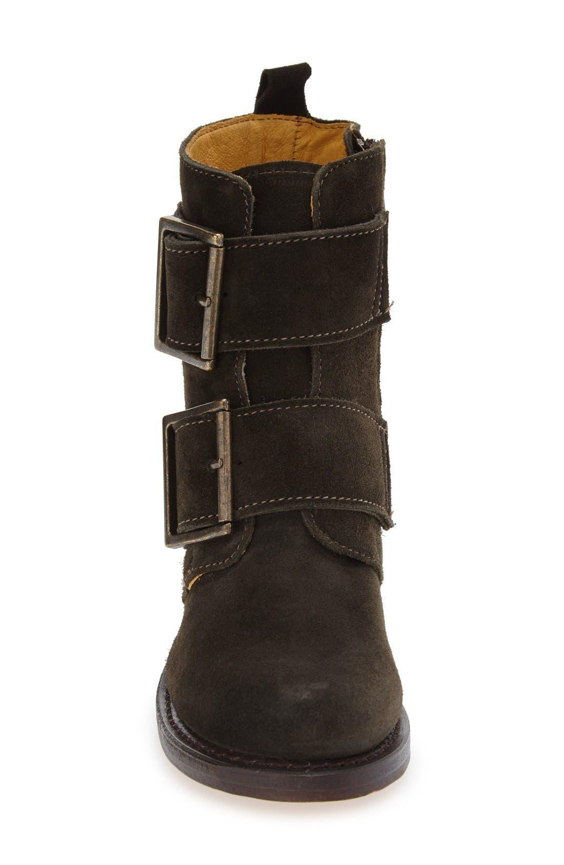 Alternate Image 3  - Frye 'Sabrina' Double Buckle Boot (Women)